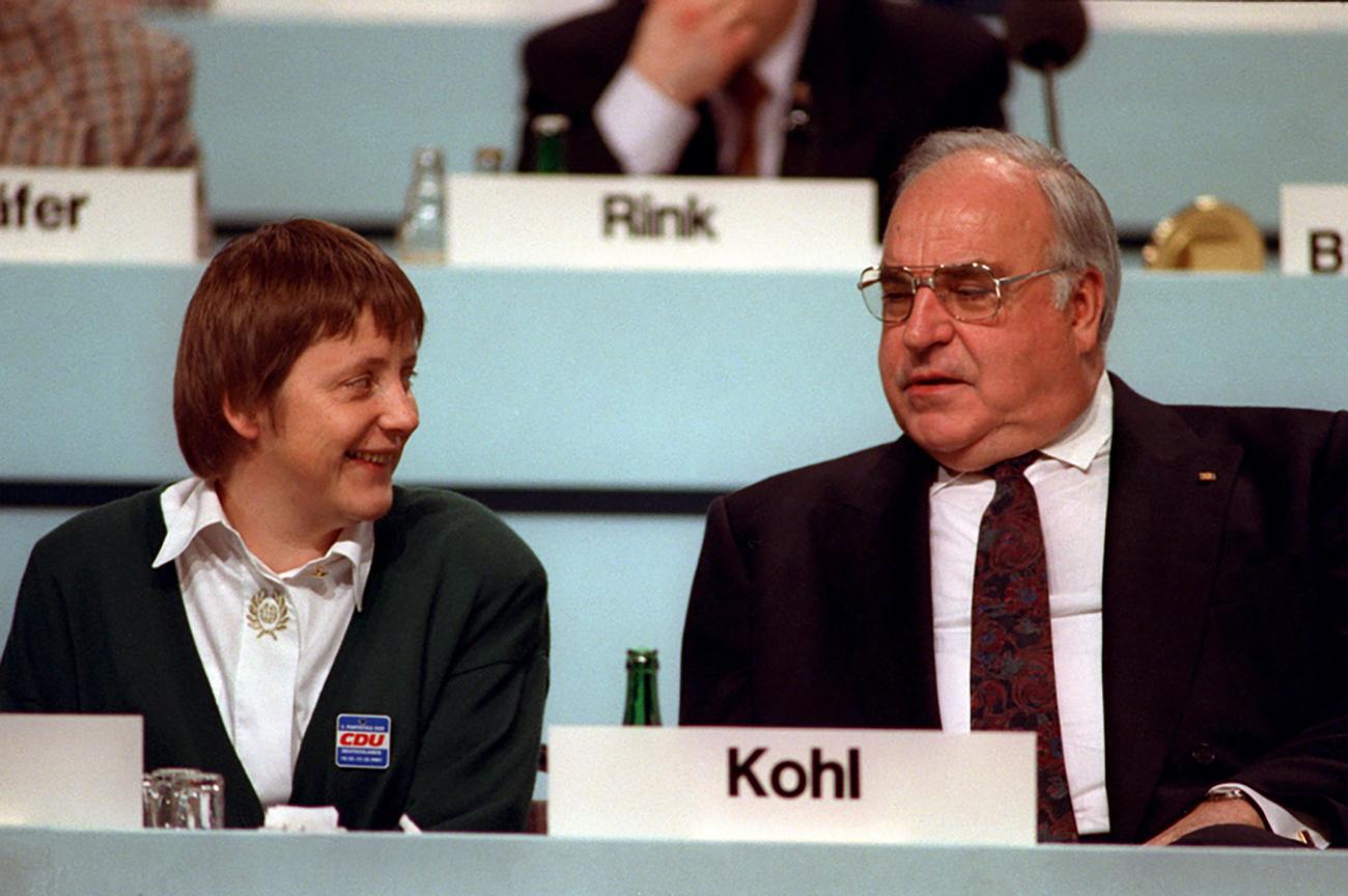 Σαν σήμερα 1 Οκτωβρίου εκλέγεται καγκελάριος ο Χριστιανοδημοκράτης, Χέλμουτ Κολ