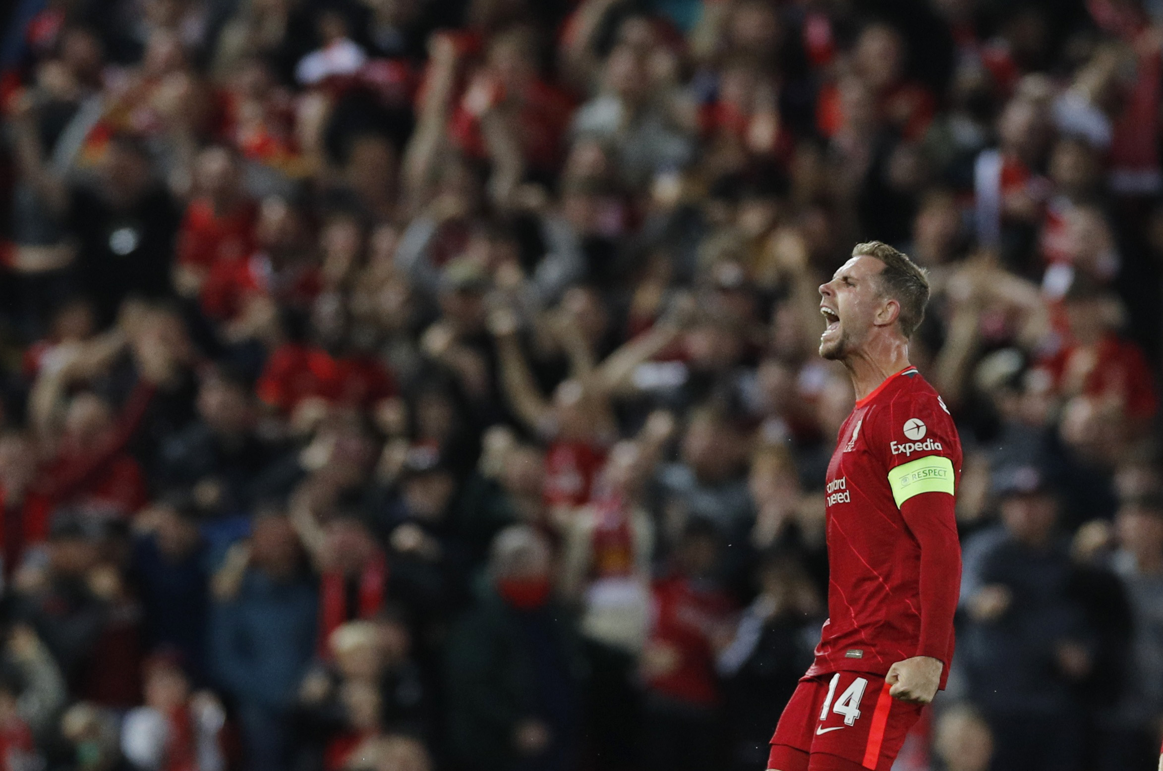 Champions League, Λίβερπουλ – Μίλαν 3-2: Ματσάρα με δύο ανατροπές στο «Άνφιλντ»