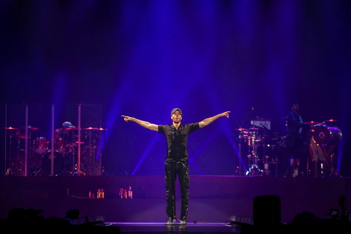 Ενρίκε Ιγκλέσιας: «Μπορεί να είναι το τελευταίο μου άλμπουμ»