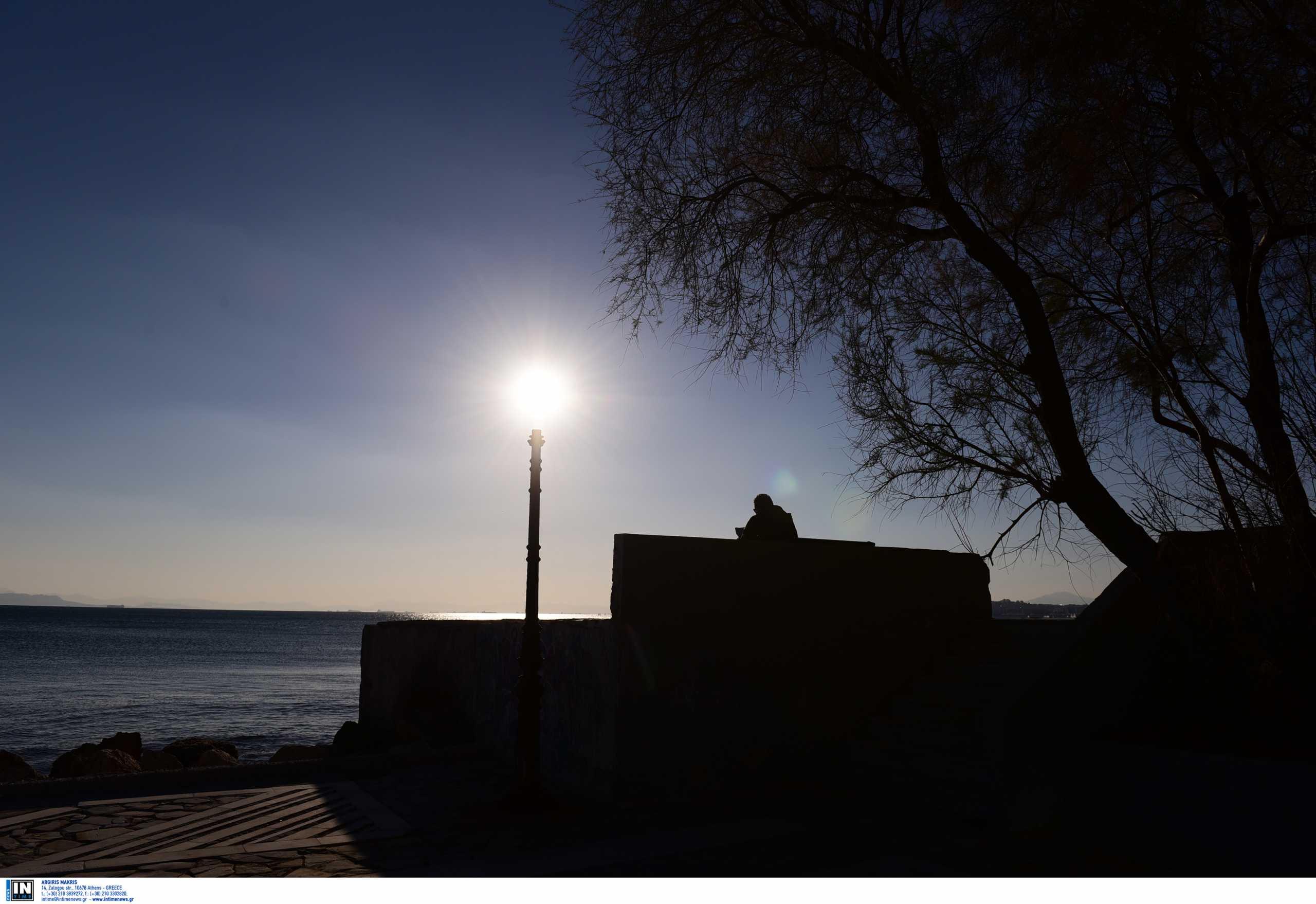 Καιρός meteo: Βελτίωση από αύριο και άνοδος της θερμοκρασίας - Μπορεί να βρέξει μόνο στη Ν. Πελοπόννησο
