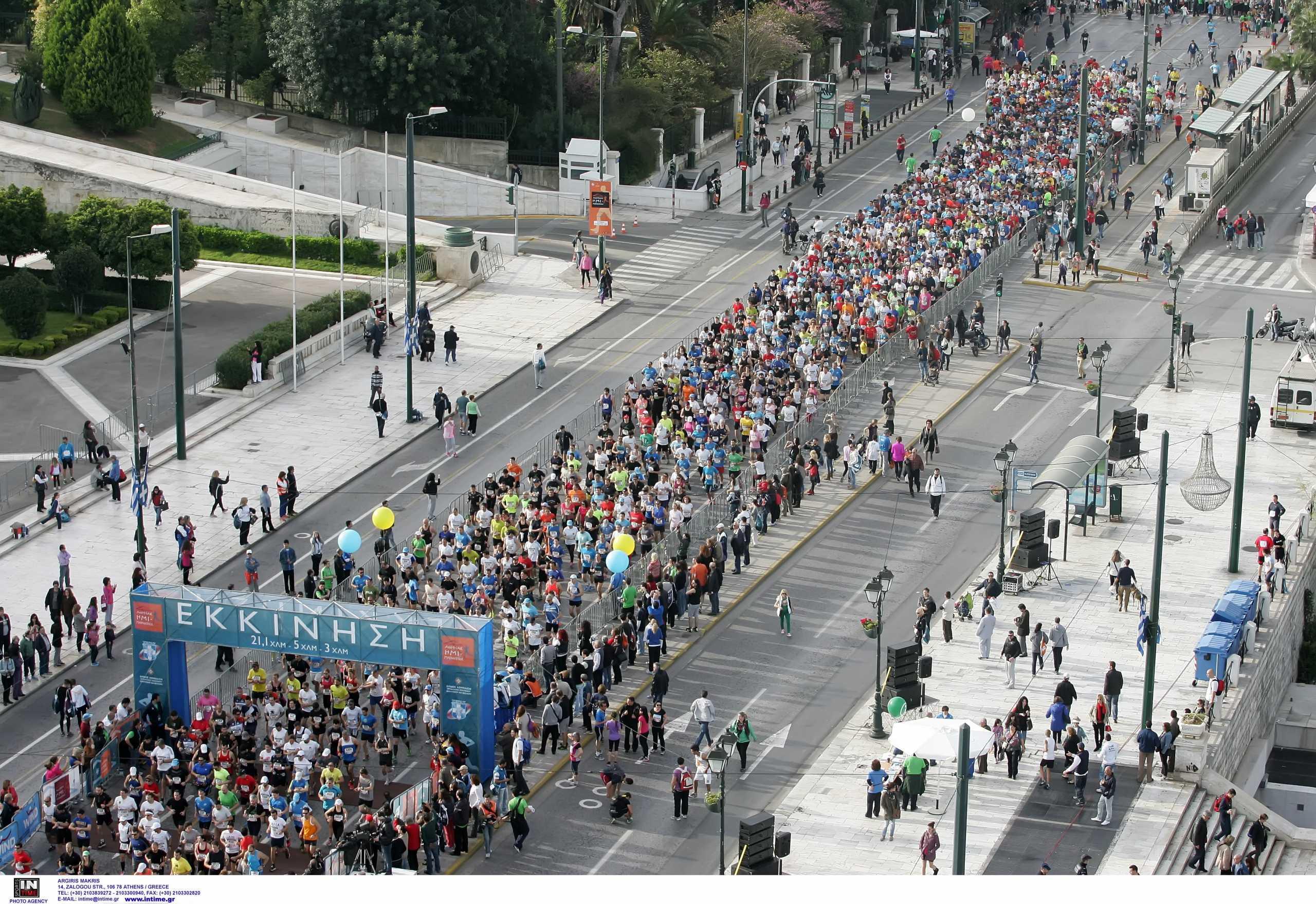 Ημιμαραθώνιος Αθήνας 2021: Τι αλλάζει με το Τραμ – Πώς θα κινηθούν οι συρμοί