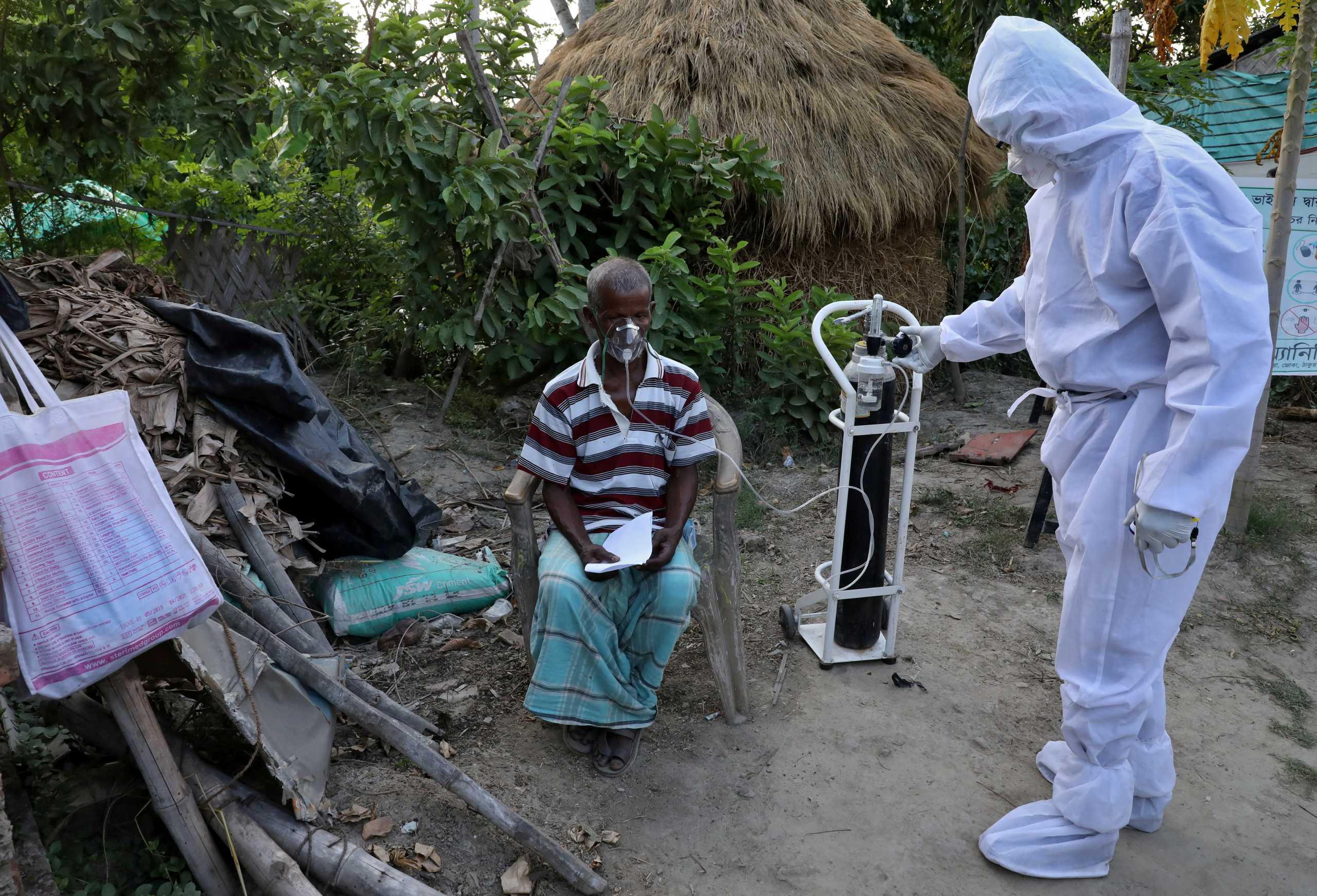 Ινδία: Πάνω από 31.000 κρούσματα κορονοϊού το τελευταίο 24ωρο