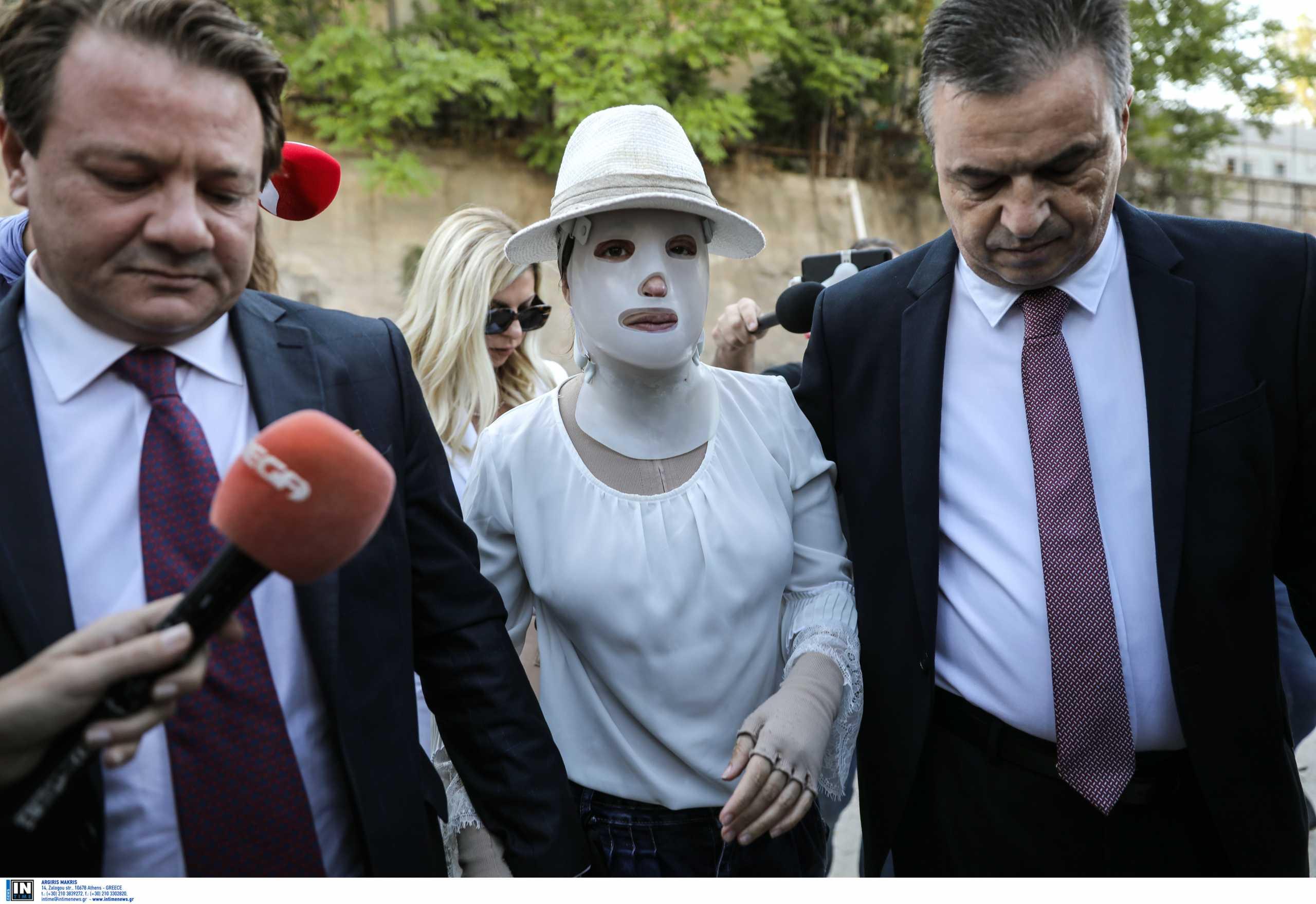 Επίθεση με βιτριόλι: Η εμφάνιση της Ιωάννας Παλιοσπύρου που πάγωσε όλη την Ελλάδα