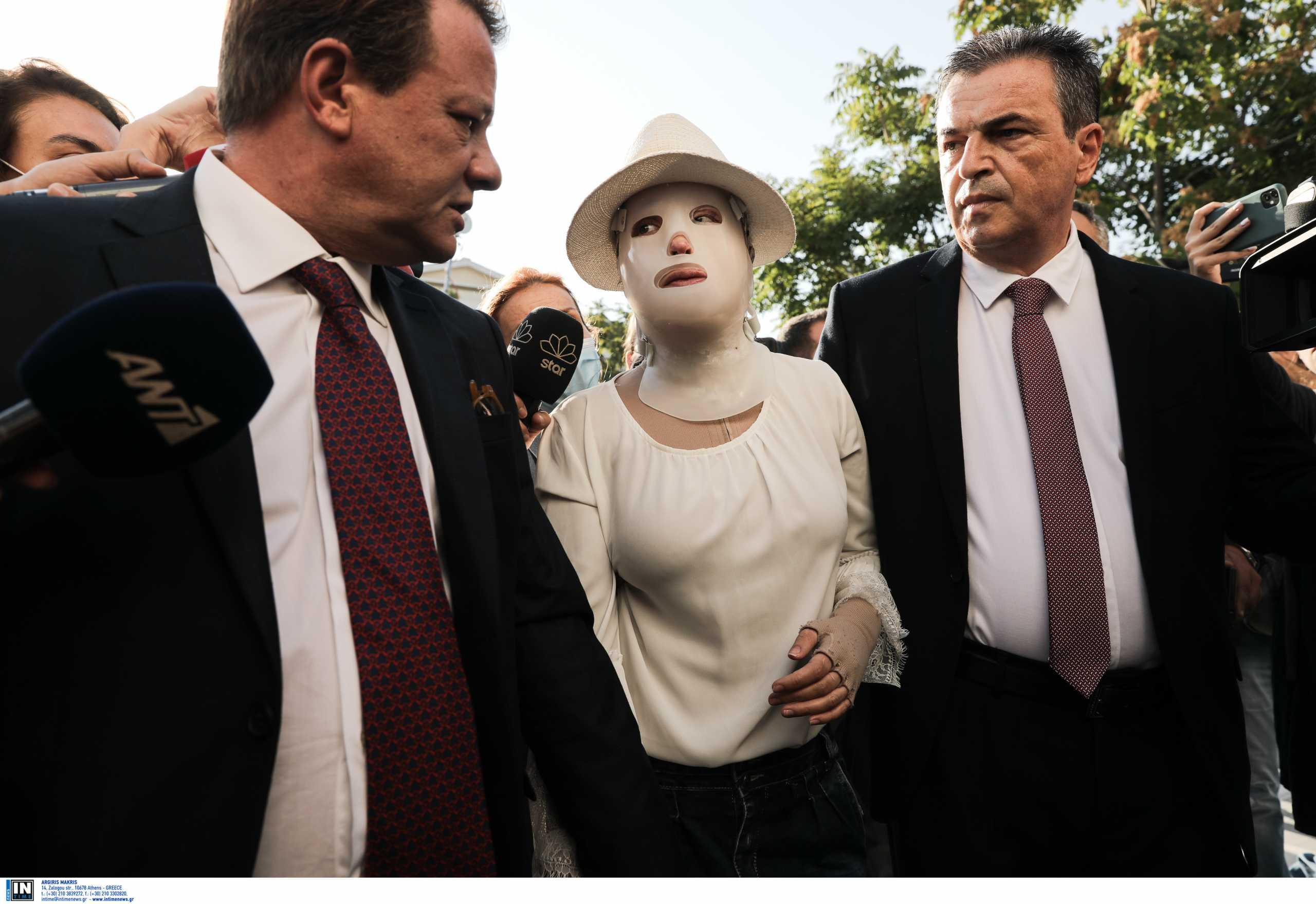 Επίθεση με βιτριόλι: Η ψυχρή δήλωση της κατηγορουμένης για την απουσία της και το μεγαλείο ψυχής της Ιωάννας