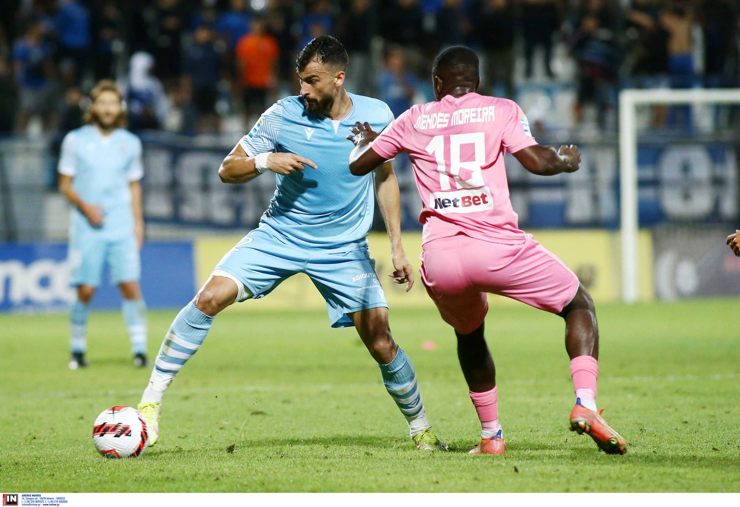 Superleague 1, Ιωνικός – ΠΑΣ Γιάννινα 0-0: Νίκησαν οι άμυνες στη Νίκαια