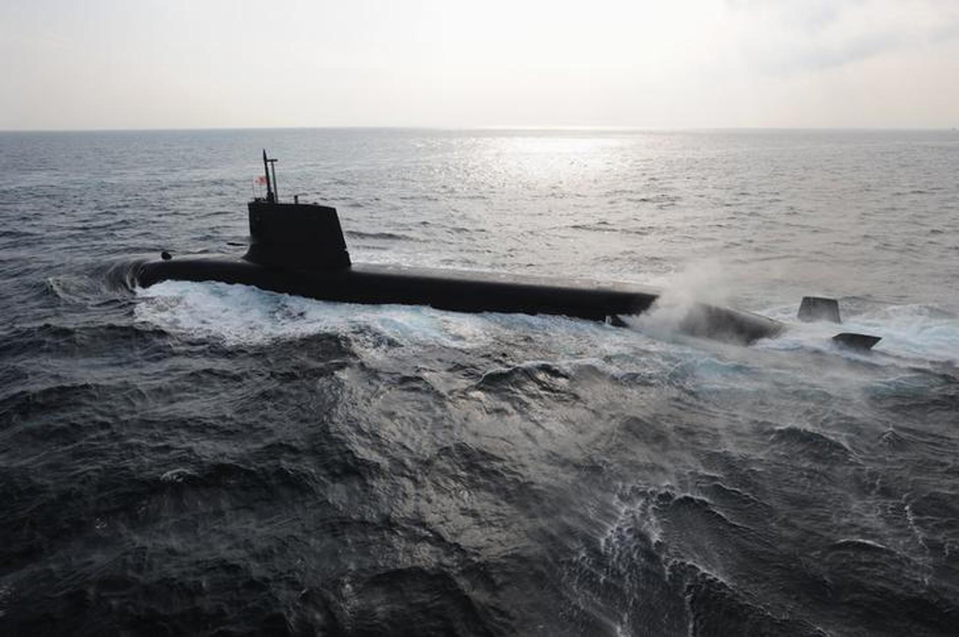 Η Νότια Κορέα πραγματοποίησε εκτόξευση βαλλιστικού πυραύλου από υποβρύχιο