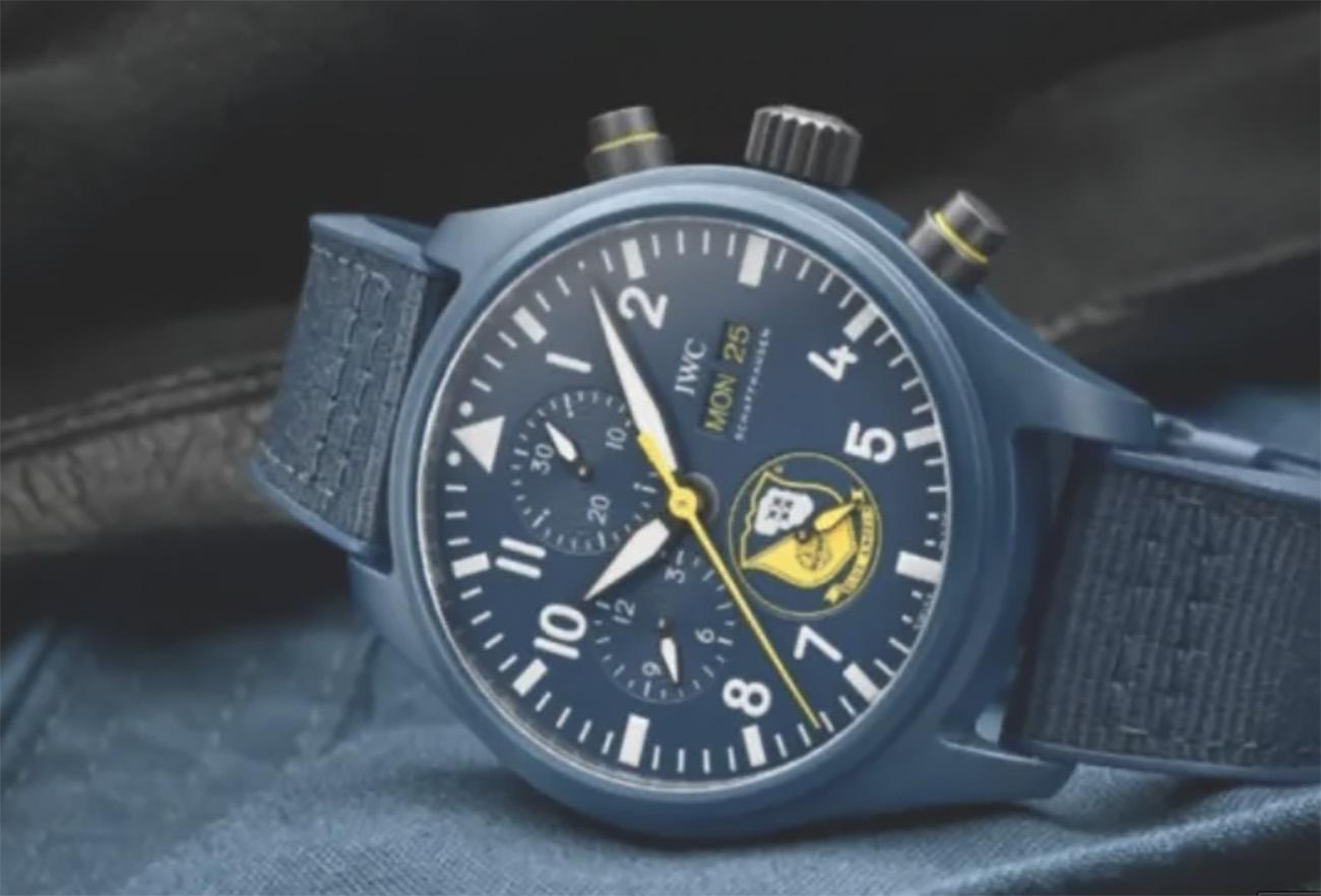 Τρία στιβαρά ρολόγια με έμπνευση τις Μοίρες Αεροσκαφών του Ναυτικού των ΗΠΑ