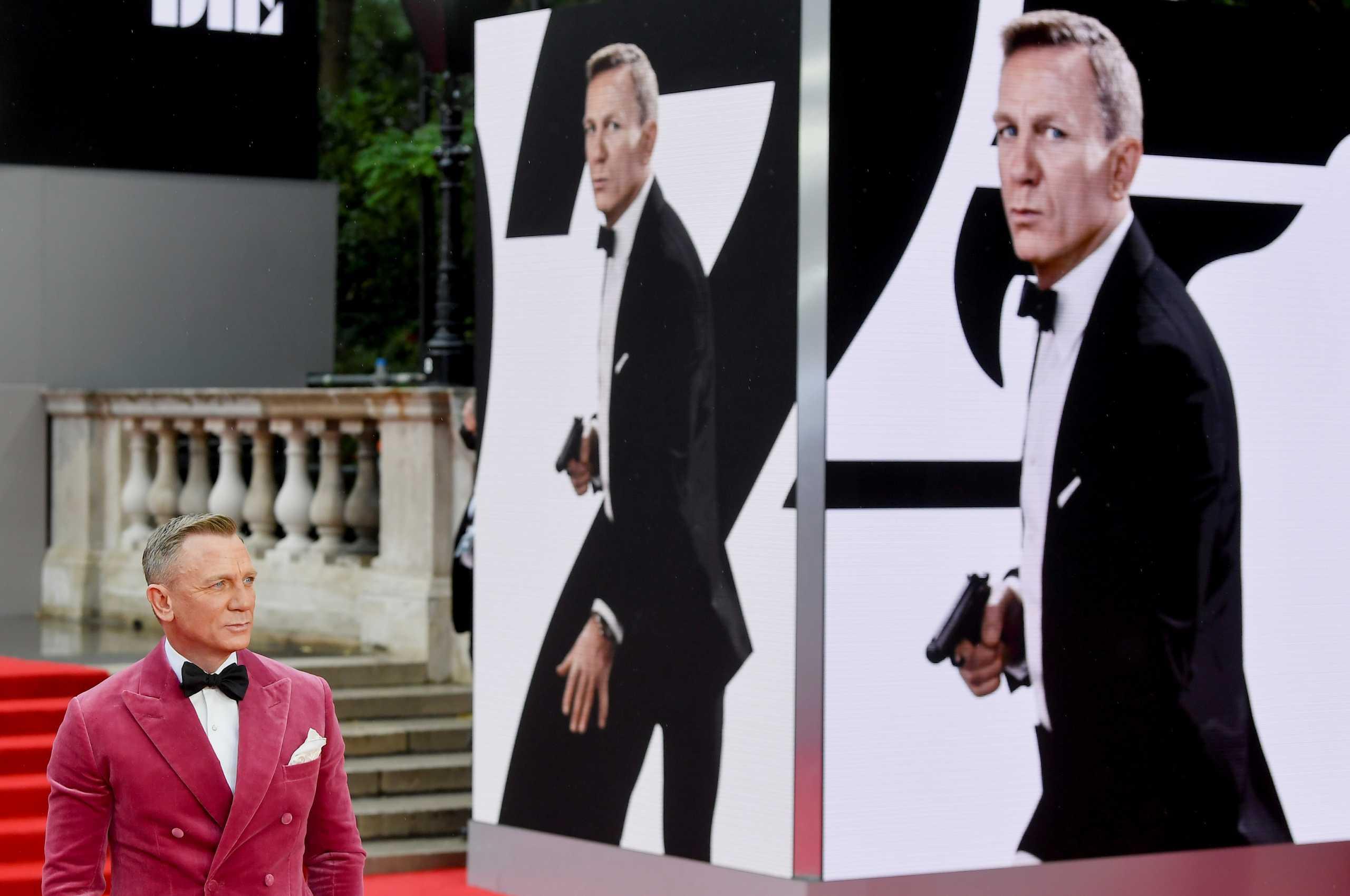 Ο Ντάνιελ Κρεγκ αποχαιρετά τον James Bond με μια επική εμφάνιση