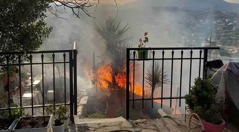 Καλύβια: Παιδιά με αίματα έτρεχαν μετά την έκρηξη και φώναζαν τον πατέρα τους - «Ήταν σαν να έπεσε ρουκέτα» (pics)