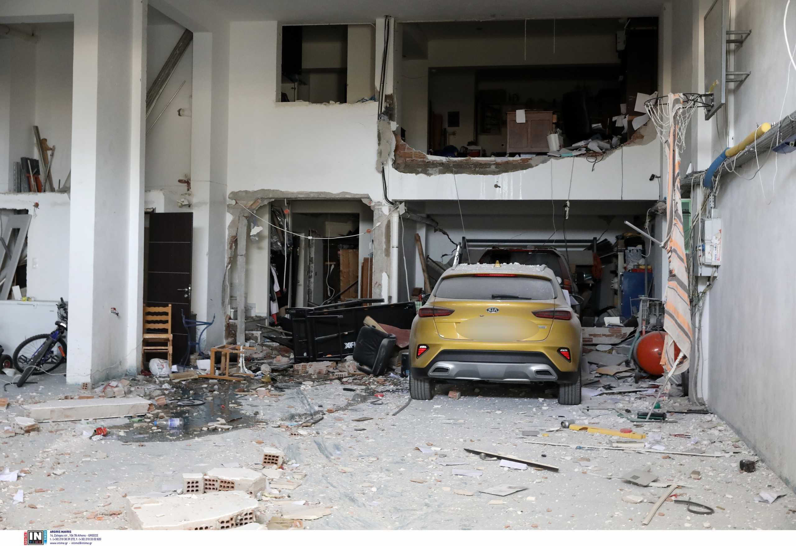 Έκρηξη στα Καλύβια: Με σοβαρά εγκαύματα στο νοσοκομείο δύο τραυματίες