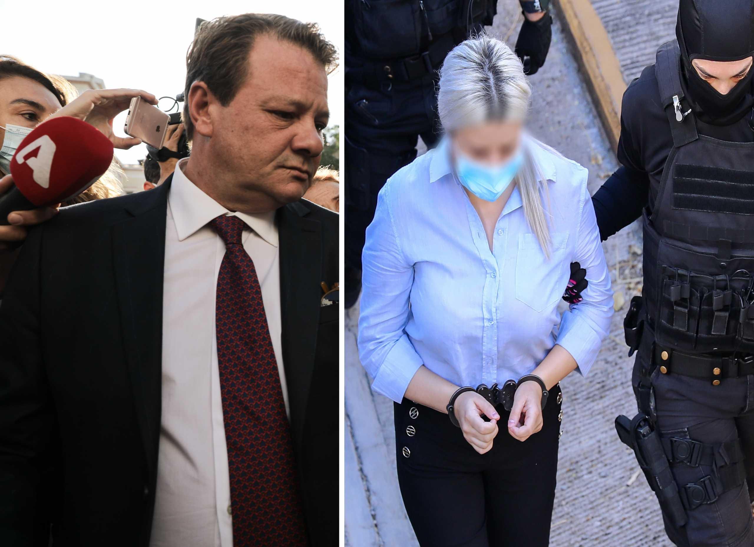 Δικηγόρος Ιωάννας Παλιοσπύρου: Της έριξε πάνω από ένα λίτρο βιτριόλι