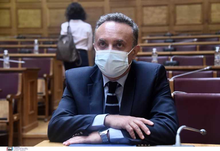 Βουλή: Εισήγηση για μη άρση ασυλίας του βουλευτή Σταύρου Κελέτση