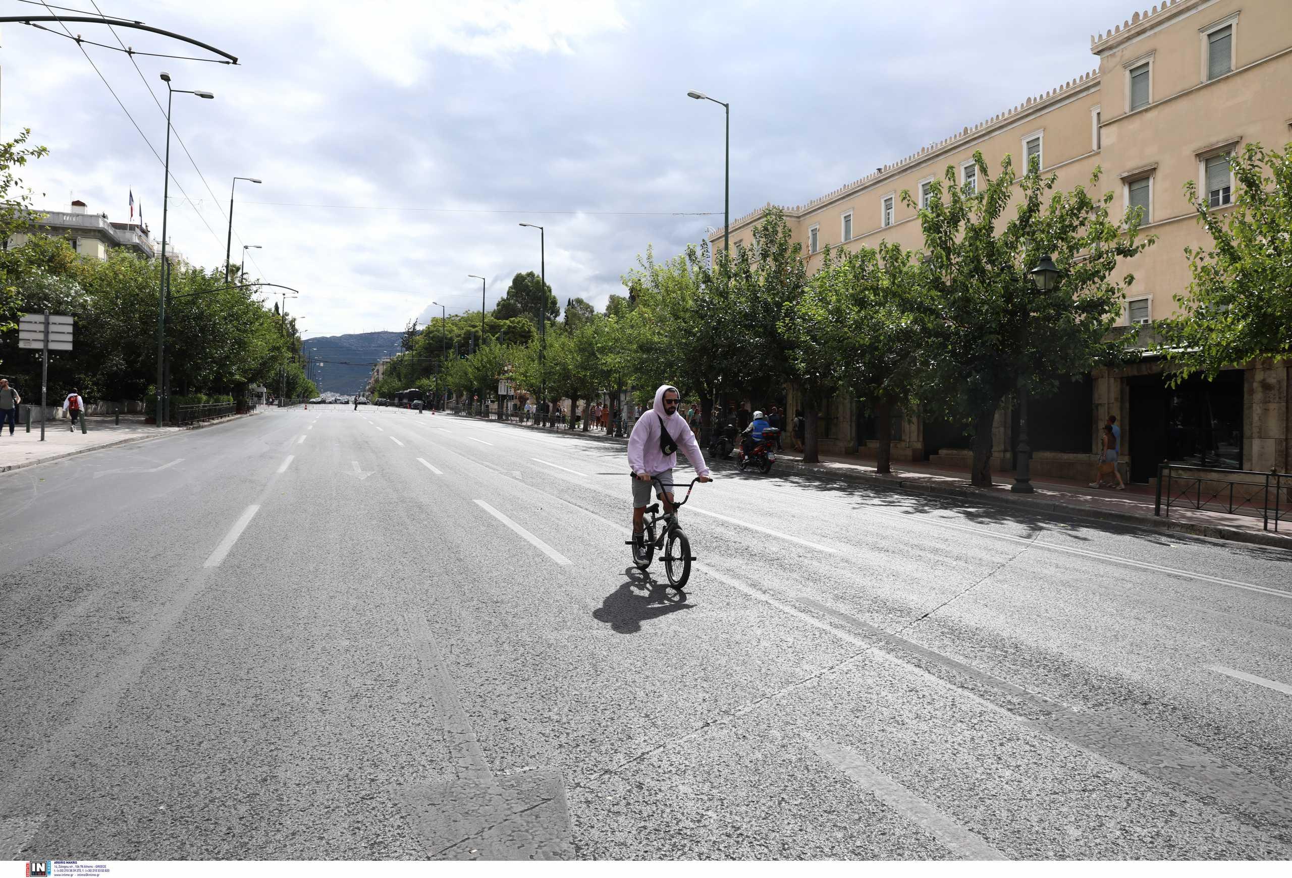Το Ράλι Ακρόπολις «ερήμωσε» την Αθήνα – Σε ισχύ οι κυκλοφοριακές ρυθμίσεις
