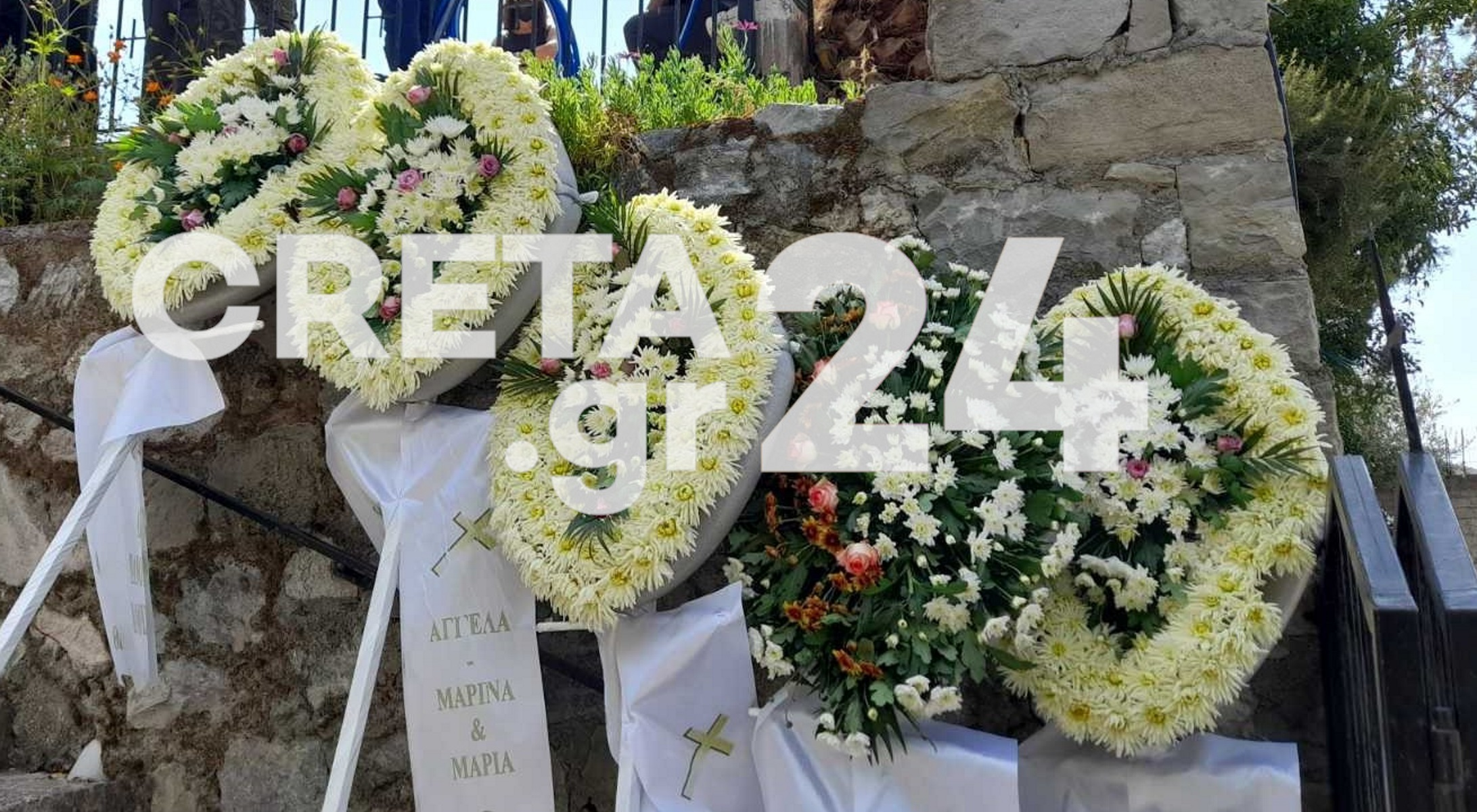 Σεισμός στην Κρήτη: Κηδεύτηκε ο 62χρονος οικοδόμος – Το τάμα στην εκκλησία όπου σκοτώθηκε