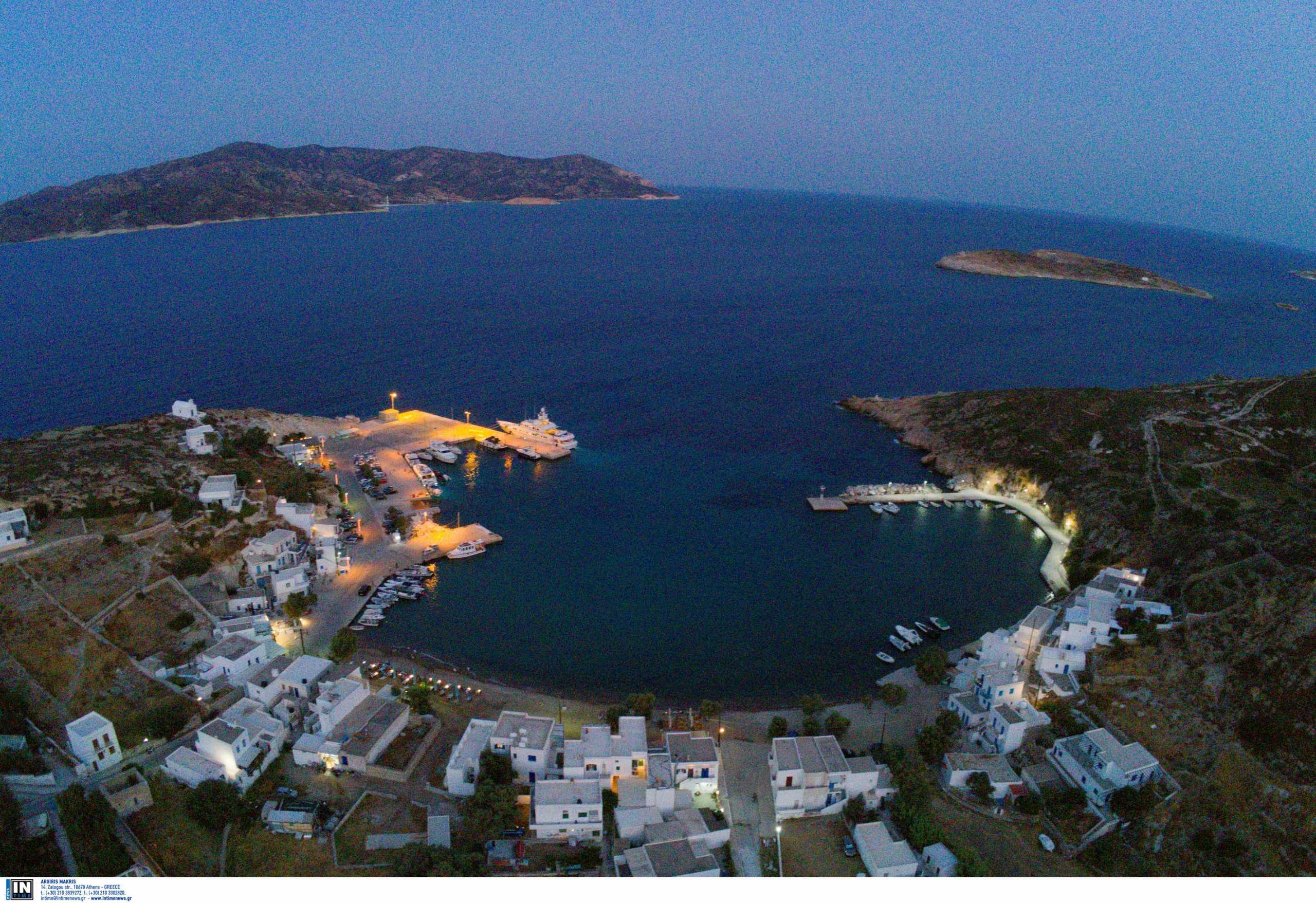 Κίμωλος: Το ελληνικό νησί που έχει τον μοναδικό «πέτρινο ελέφαντα»