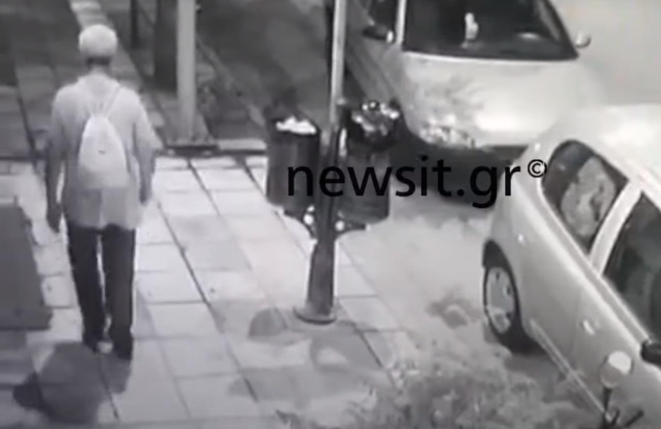 Θεσσαλονίκη: Μυστήριο με κλοπή μαμούθ σε βάρος 61χρονου ρακοσυλλέκτη