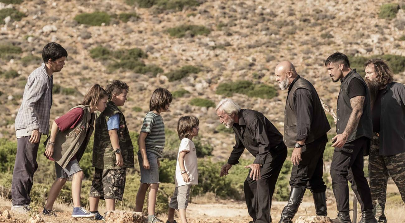 Κομάντα και Δράκοι: οι πρώτες σκηνές από τη νέα σειρά του MEGA