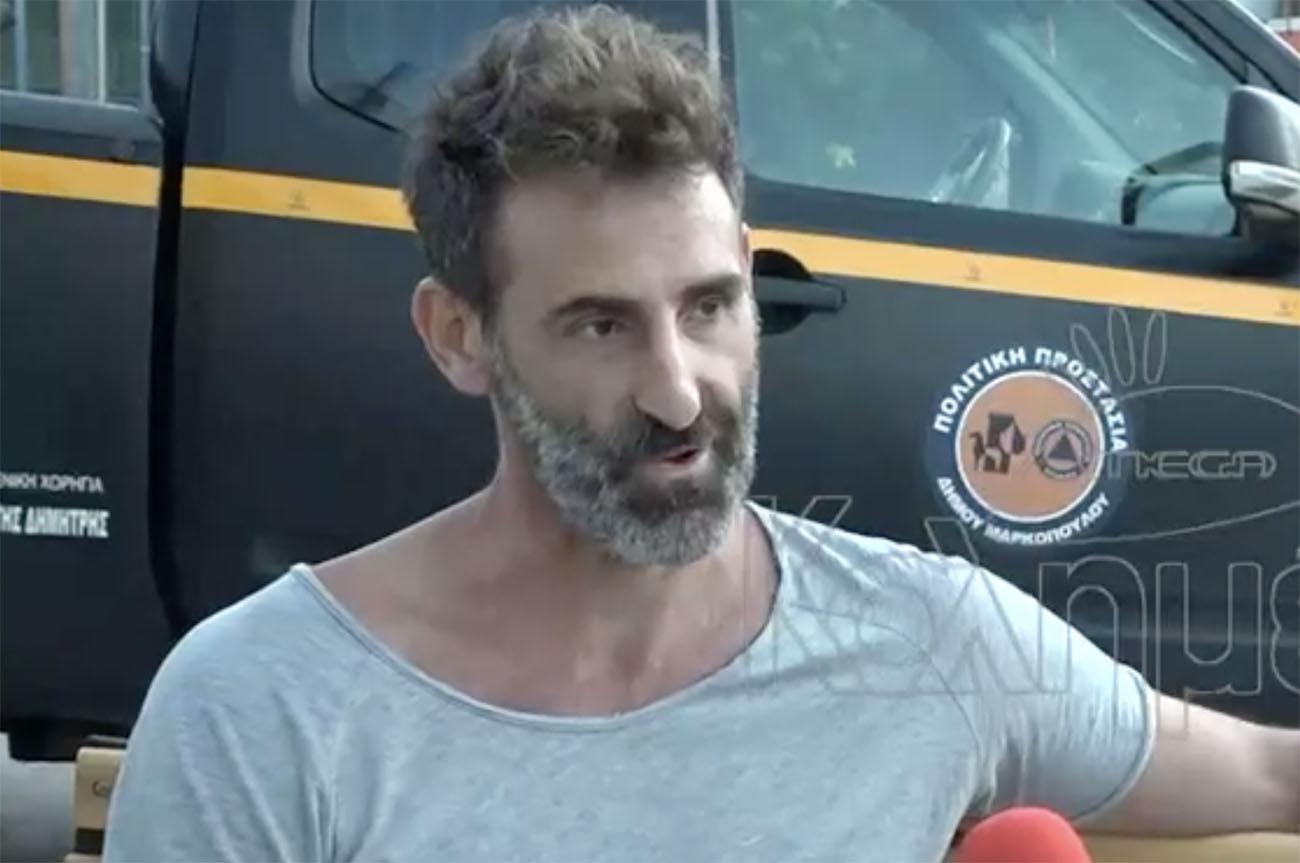 Γιώργος Κοψιδάς: «Δεν νομίζω ότι θα ξαναπήγαινα σε ριάλιτι»