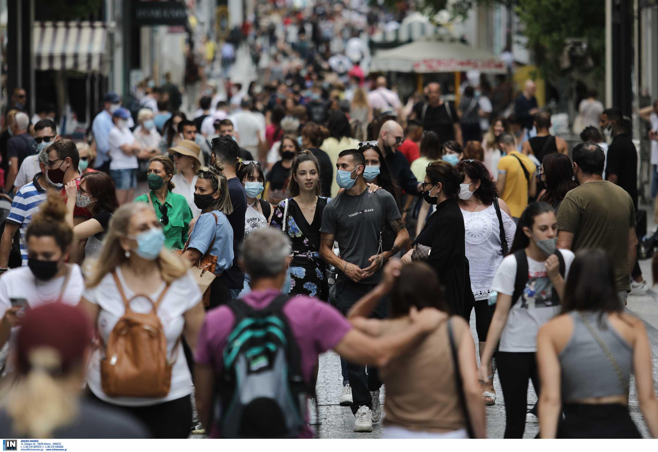 Κορονοϊός: 2125 νέα κρούσματα σήμερα 23/09 στην Ελλάδα