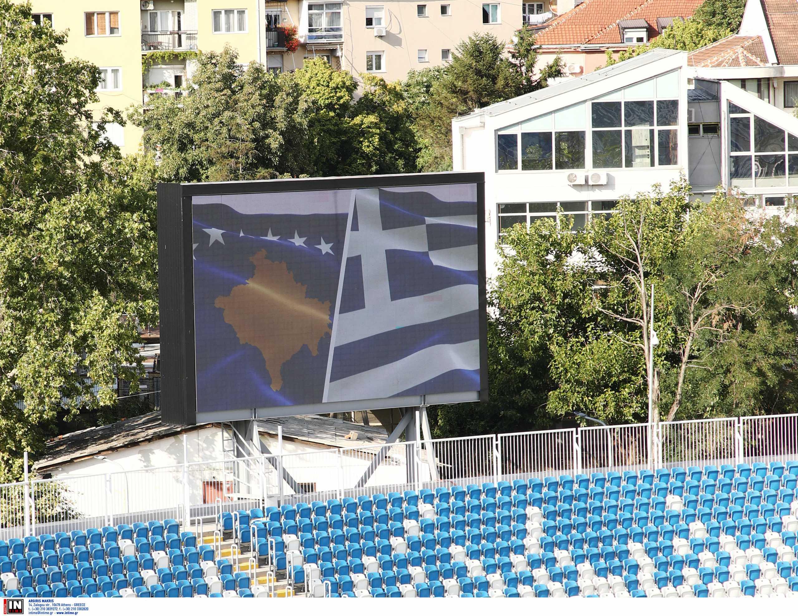 Προκριματικά Παγκοσμίου Κυπέλλου: Έξαλλοι στο Κόσοβο με την Ισπανία για την ονομασία της Εθνικής