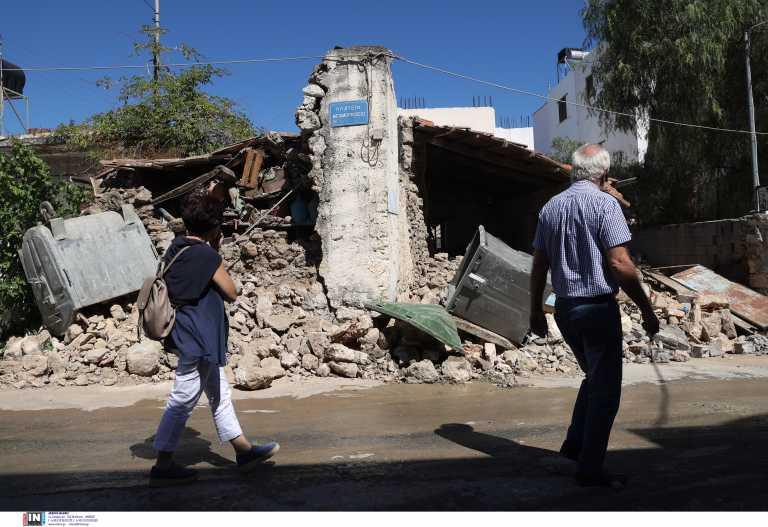 Σεισμός στην Κρήτη: Δεύτερη νύχτα «Γολγοθά» – Τα μέτρα στήριξης και η αγωνία των μετασεισμών