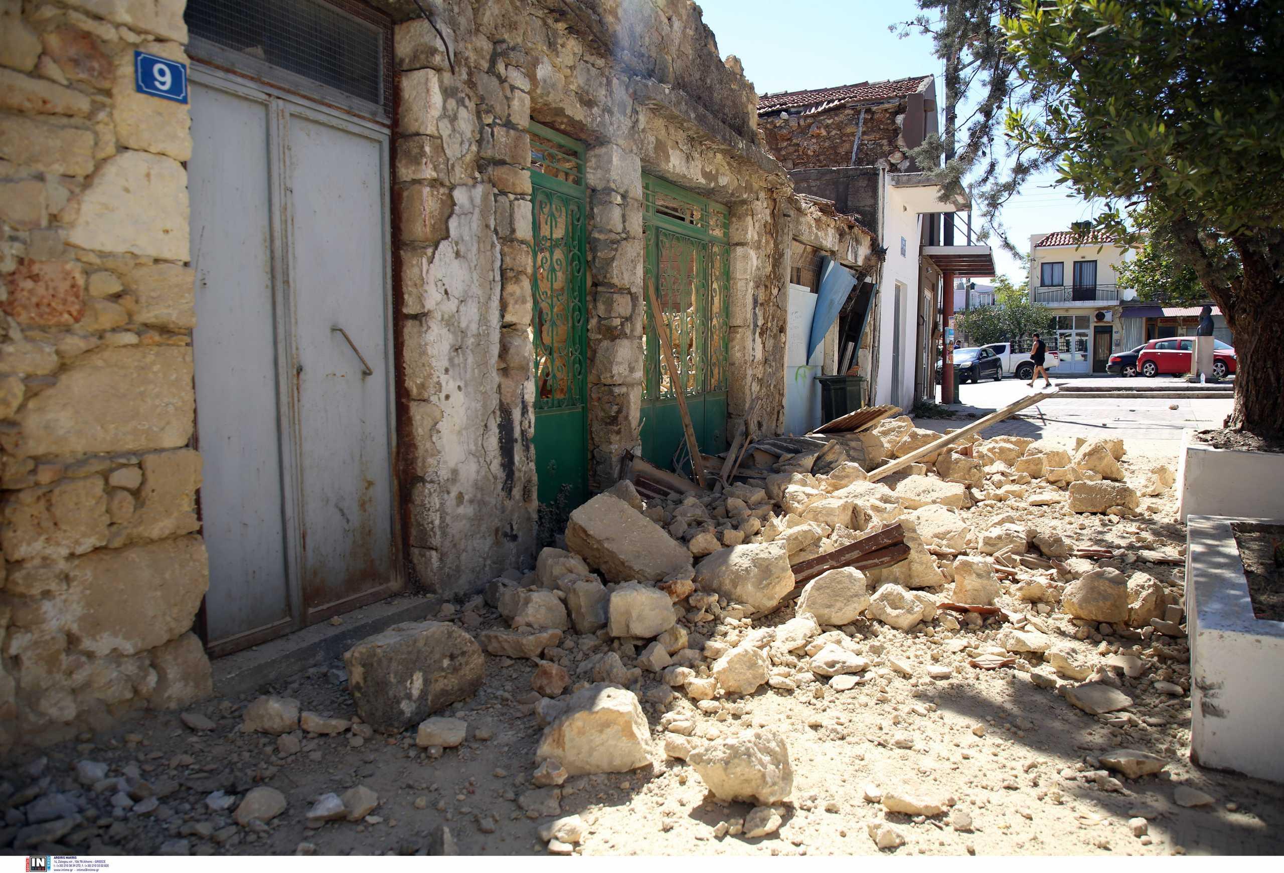 Σεισμός στην Κρήτη: Δε σταματούν τα ρίχτερ – Οι μετασεισμοί «χορεύουν» το νησί