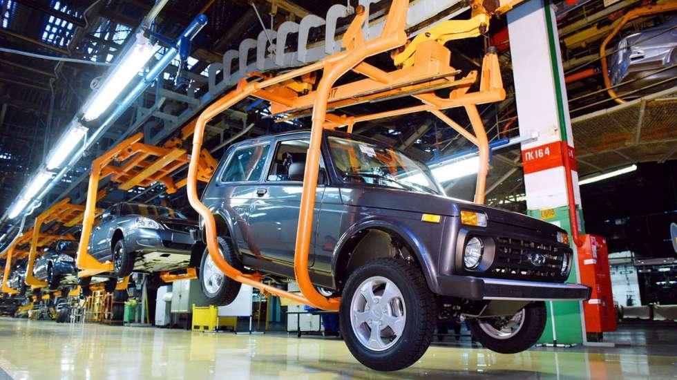 Lada: Έτοιμα τα πρώτα «made in Germany» Niva (pics)