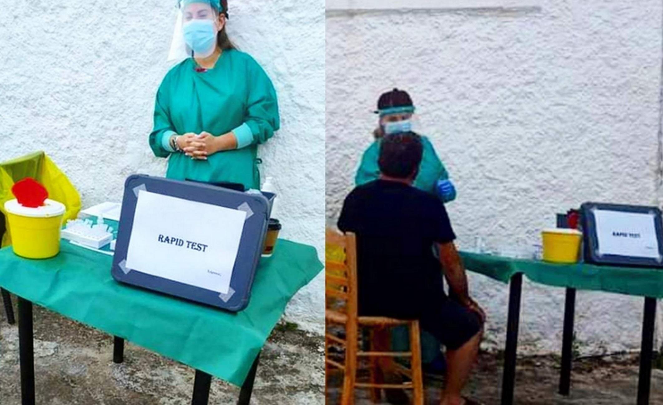 Λακωνία: Ιατρικές εξετάσεις εύκολα και με ασφάλεια – Η καθοριστική βοήθεια της τεχνολογίας