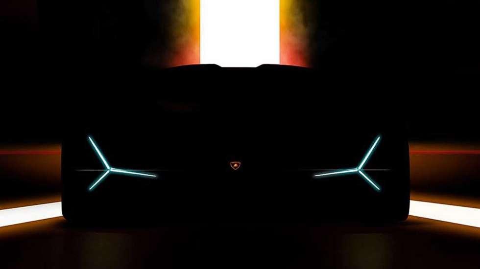 Η Lamborghini θα διαβεί την πύλη της ηλεκτροκίνησης με ένα GT 2+2 θέσεων!