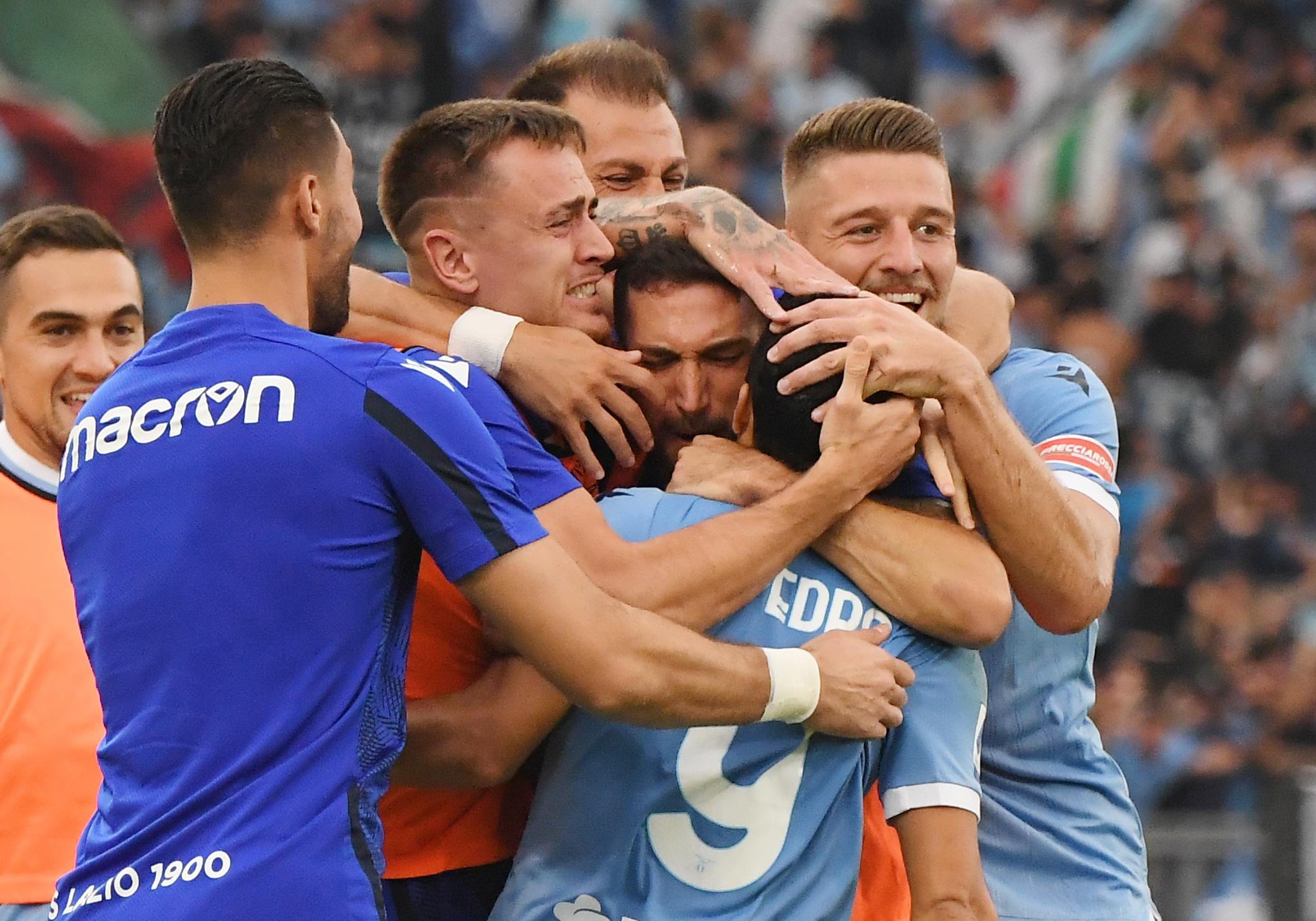 Serie A, Λάτσιο – Ρόμα 3-2: Κουμάντο στη Ρώμη κάνουν οι «λατσιάλι»
