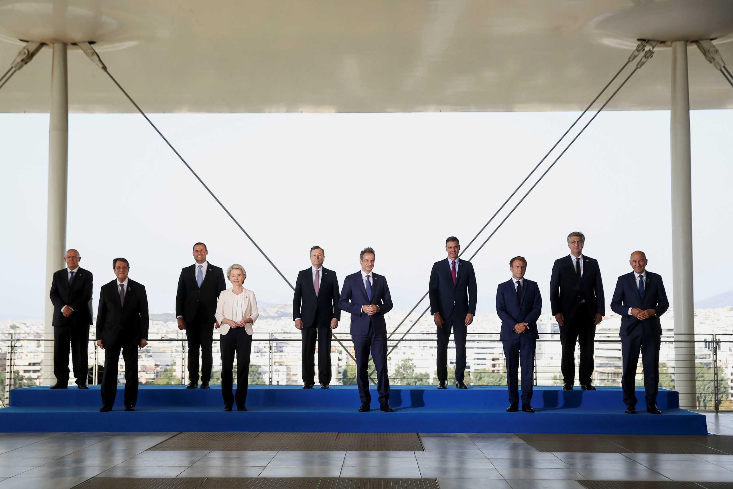 Eumed 9: H Διακήρυξη της Αθήνας για την Κλιματική αλλαγή και το περιβάλλον στην Μεσόγειο