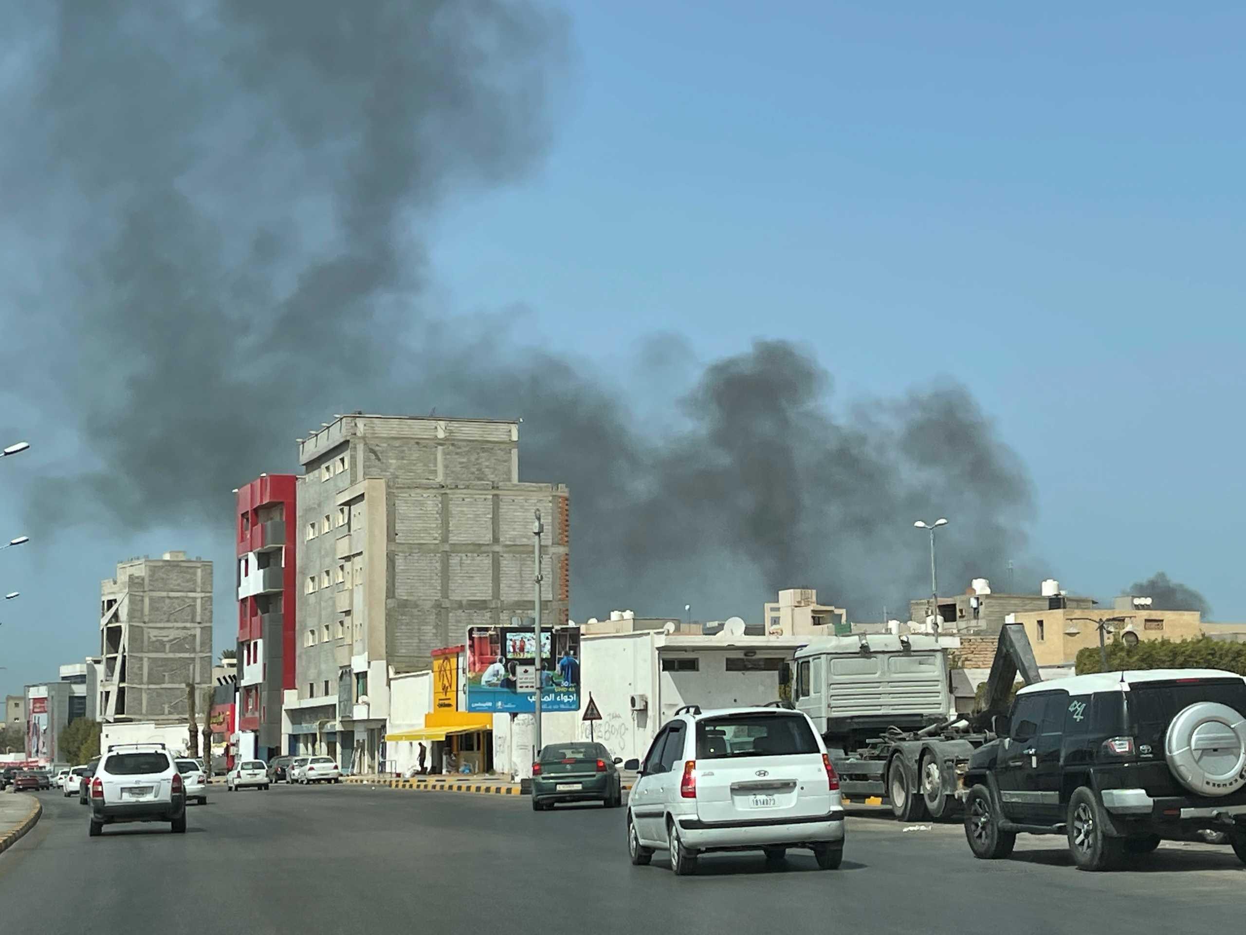 Χαμός στη Λιβύη: «Εμφύλια μάχη» μεταξύ δύο μονάδων του Στρατού!