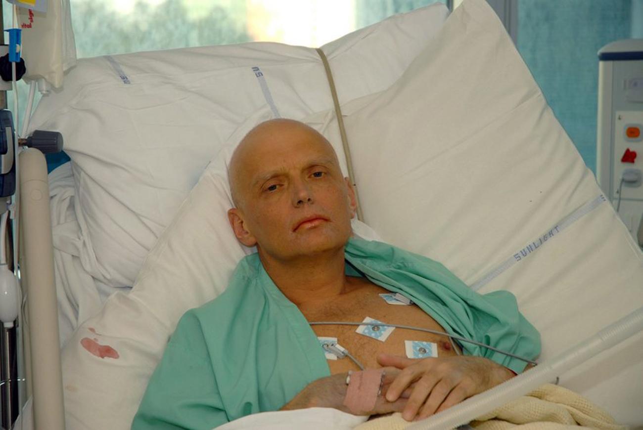 Η Ρωσία υπεύθυνη για τη δολοφονία του πρώην πράκτορα Αλεξάντρ Λιτβινένκο