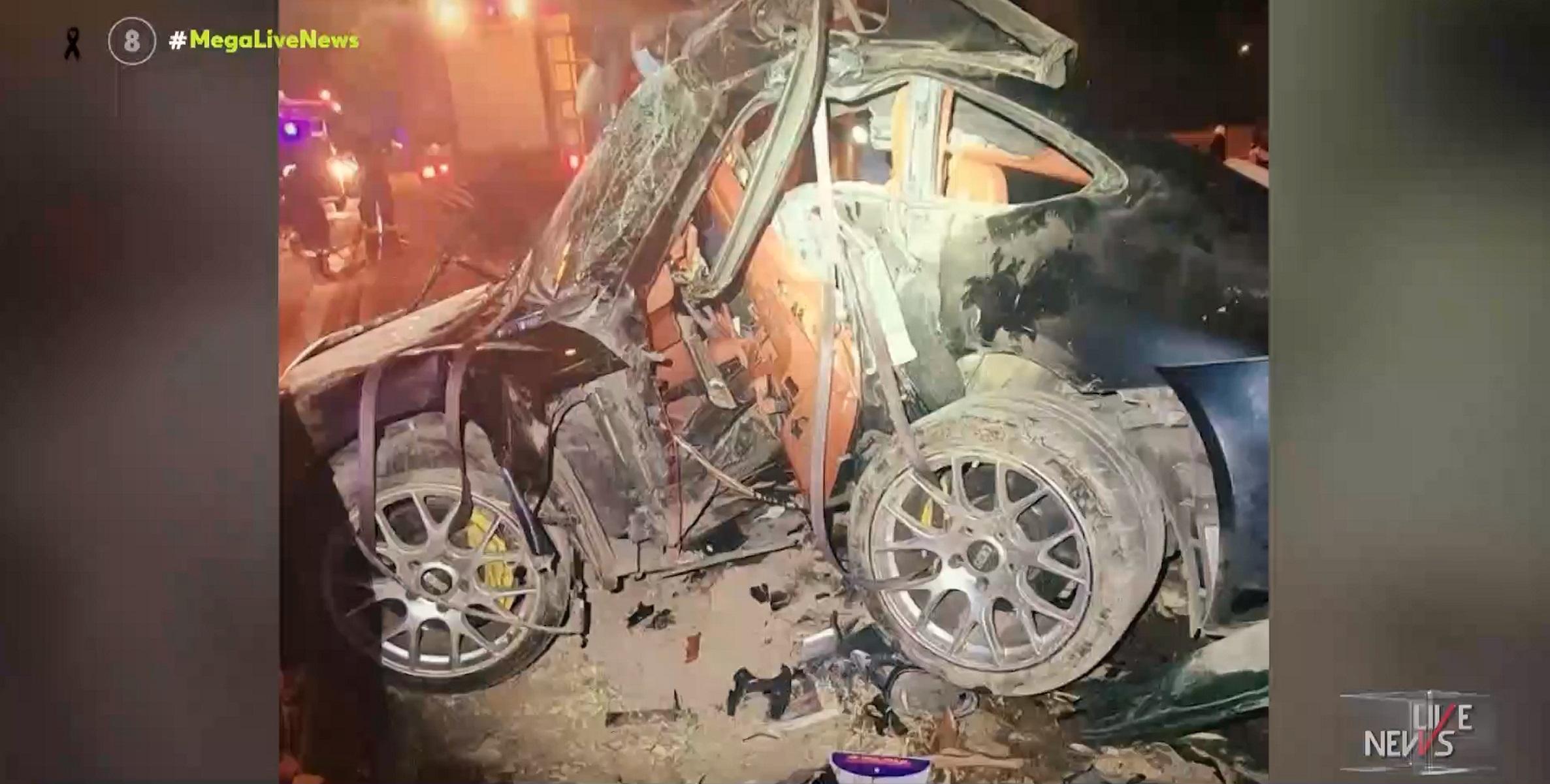 Mad Clip: «Έτσι σκοτώθηκε ο trapper» – Πού κατέληξαν οι πραγματογνώμονες μετά από εξέταση της Porsche