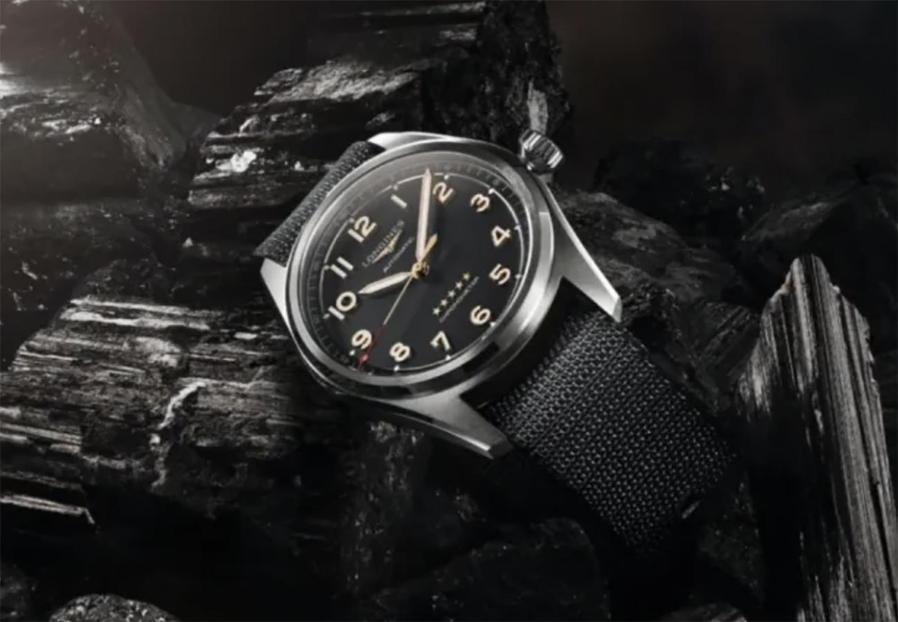 Η Longines κυκλοφόρησε το πιο ωραίο pilot ρολόι που είδαμε φέτος
