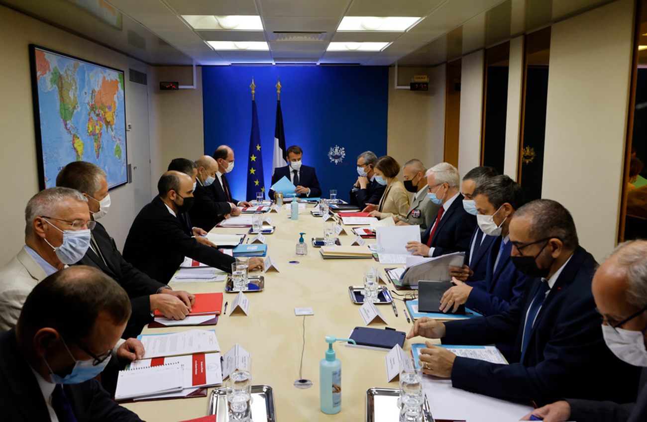 Σκάνδαλο Pegasus: Υπό παρακολούθηση πέντε Γάλλοι υπουργοί κι ένας διπλωμάτης – συνεργάτης του Μακρόν