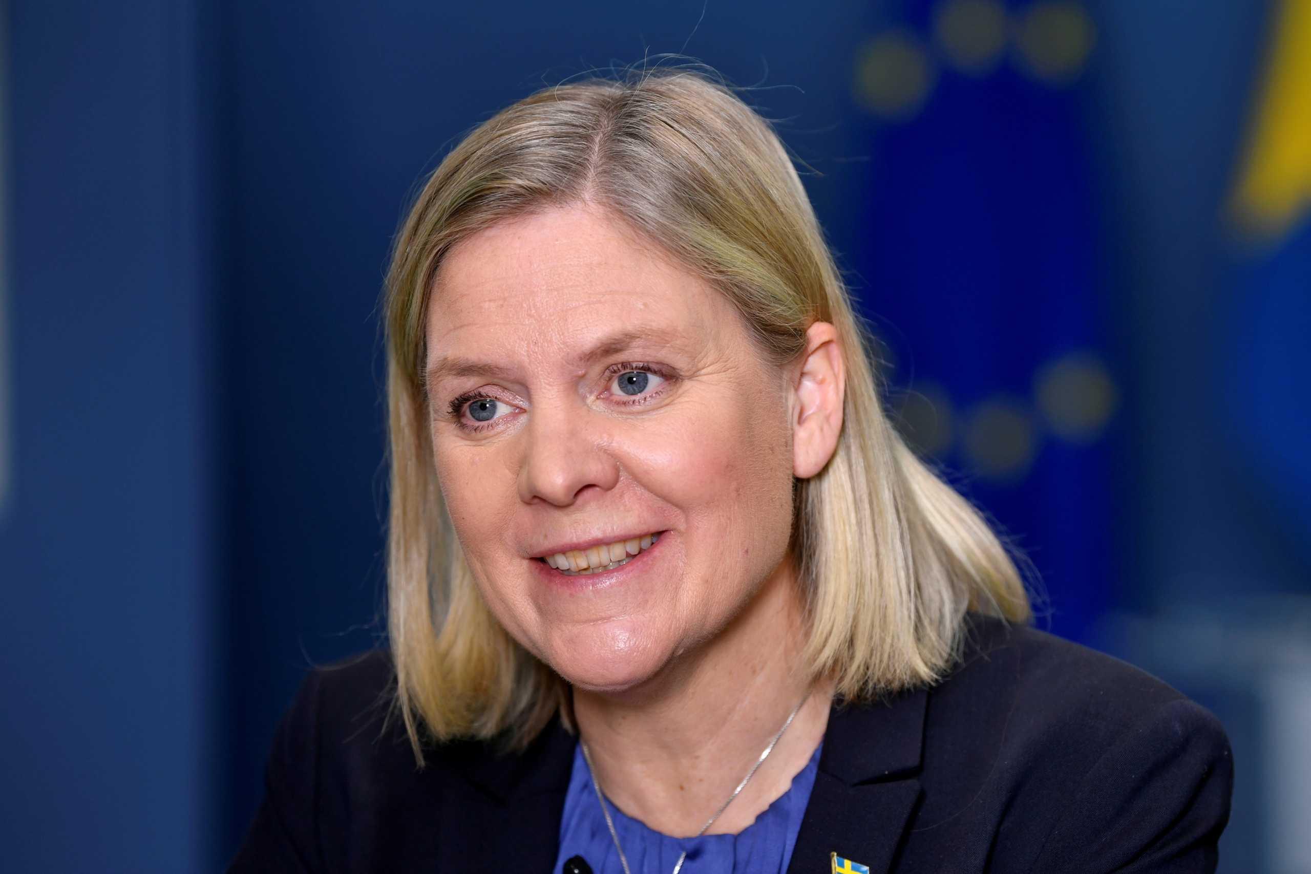 Σουηδία: Η υπουργός Οικονομικών και πρώην κολυμβήτρια γίνεται η πρώτη γυναίκα πρωθυπουργός στη χώρα