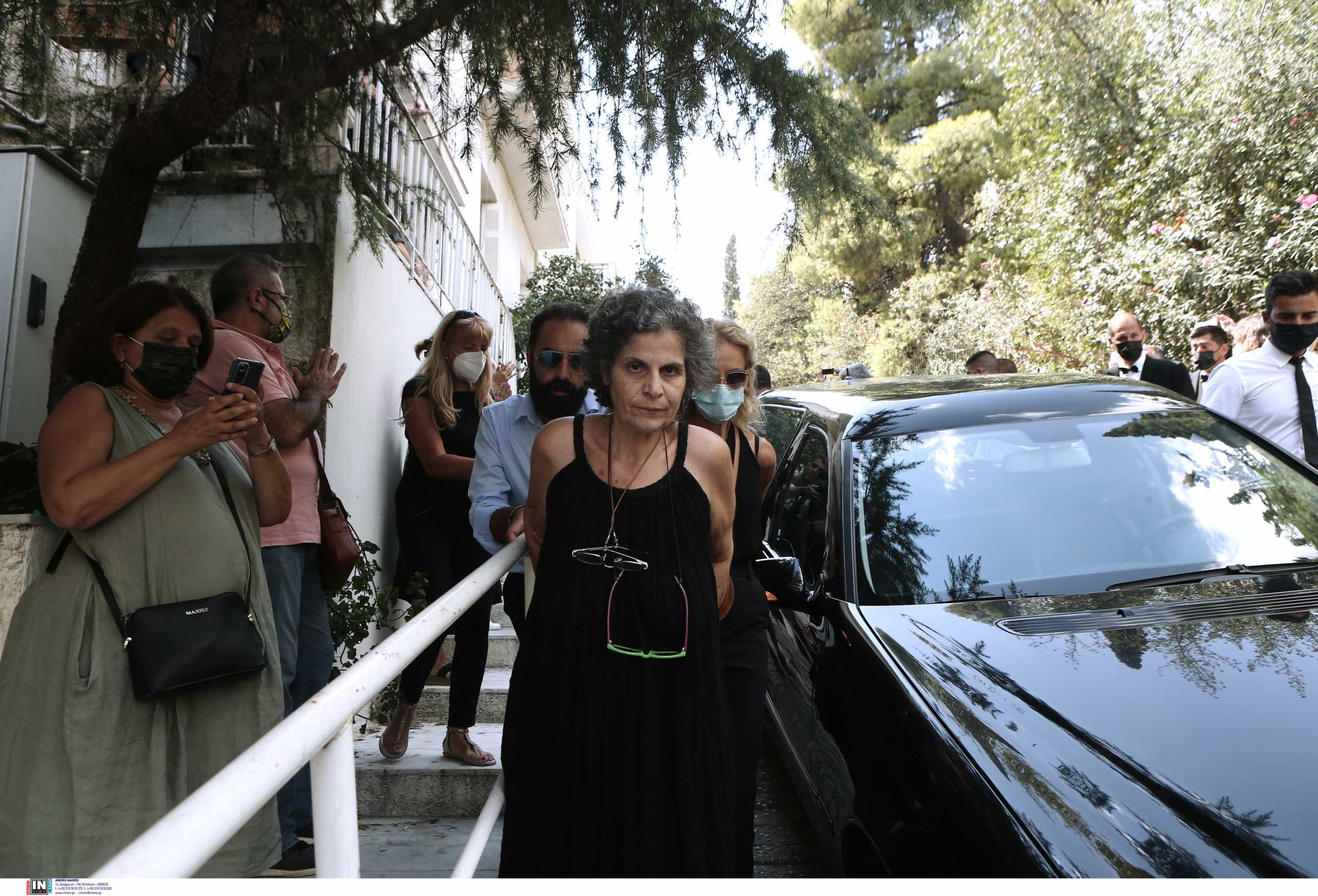 Μαργαρίτα Θεοδωράκη: Εσπευσμένα στο νοσοκομείο της Αλεξανδρούπολης