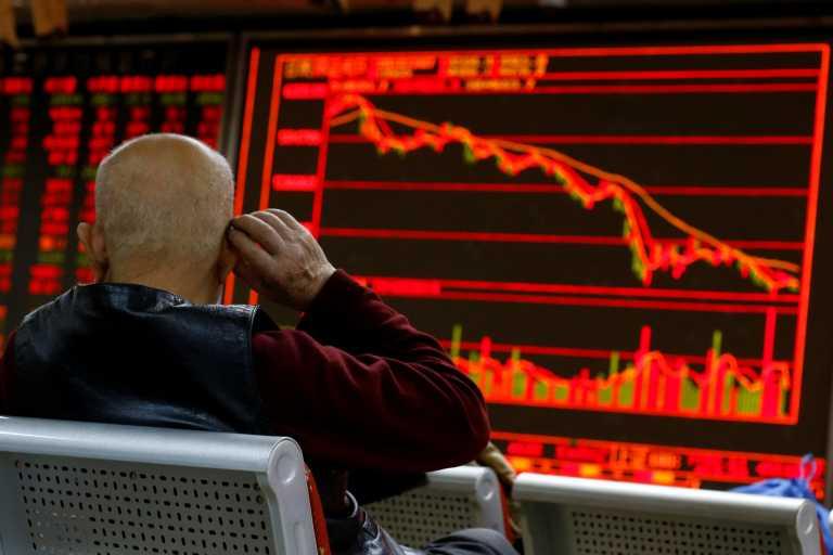 Μνήμες Lehman Brothers: Ένας κινέζικος κατασκευαστικός κολοσσός τρομάζει την παγκόσμια οικονομία
