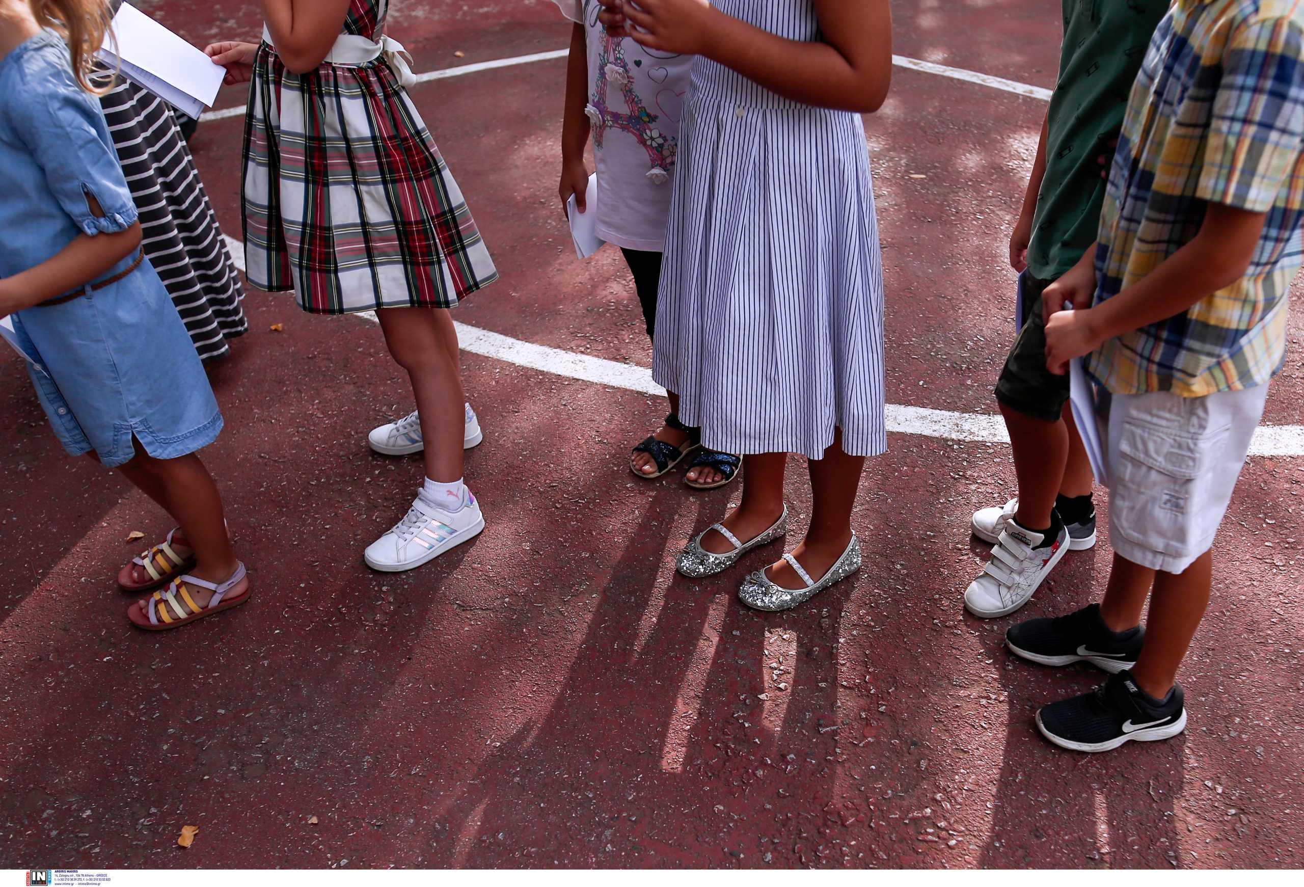 Ήπειρος: Πρεμιέρα και για τα σχολεία με πέντε μαθητές – «Είναι δύσκολα αλλά είναι μέρα γιορτής»