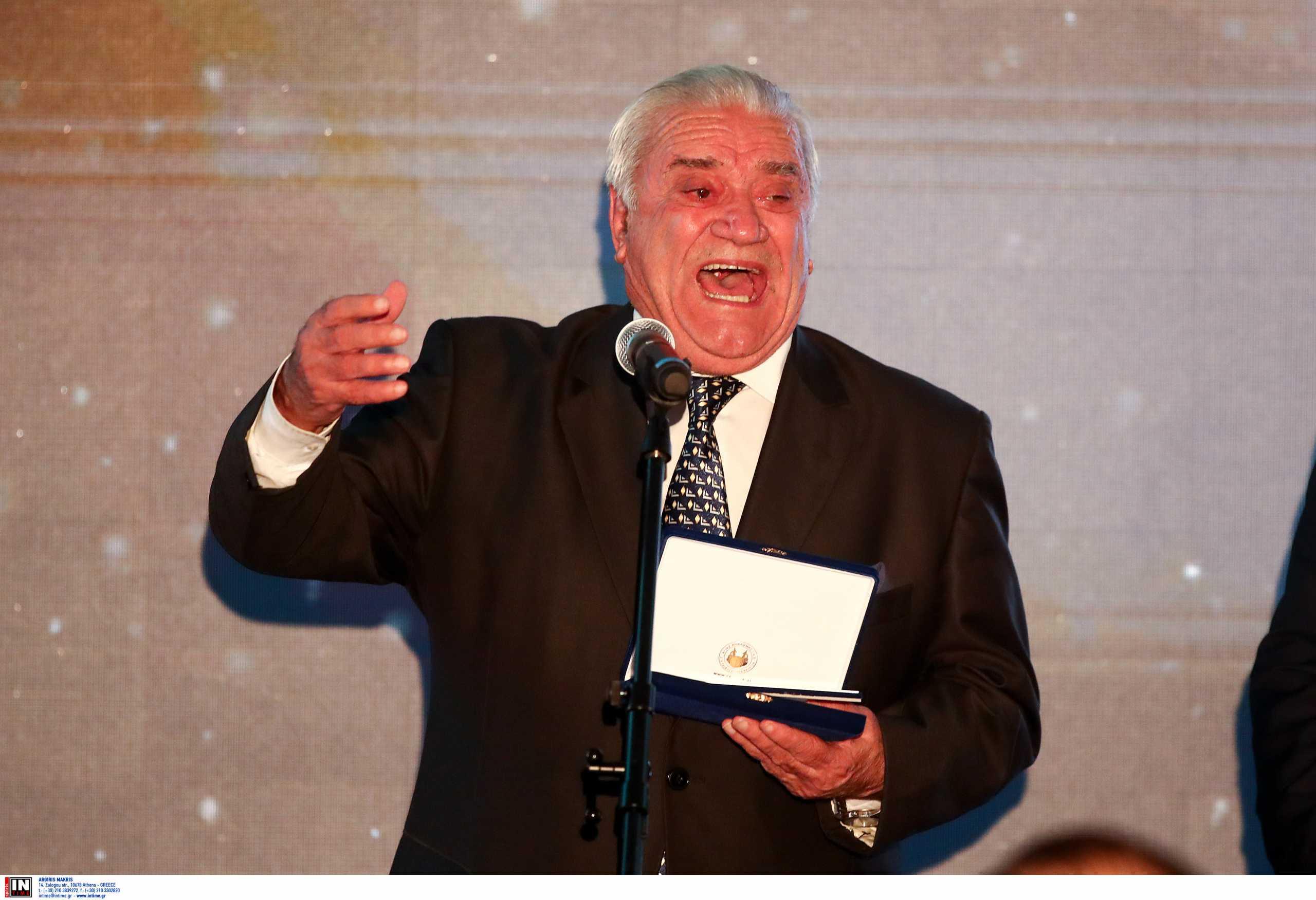 Γιάννης Ματζουράνης: Το αντίο του Ολυμπιακού στον «Εθνικάρα»