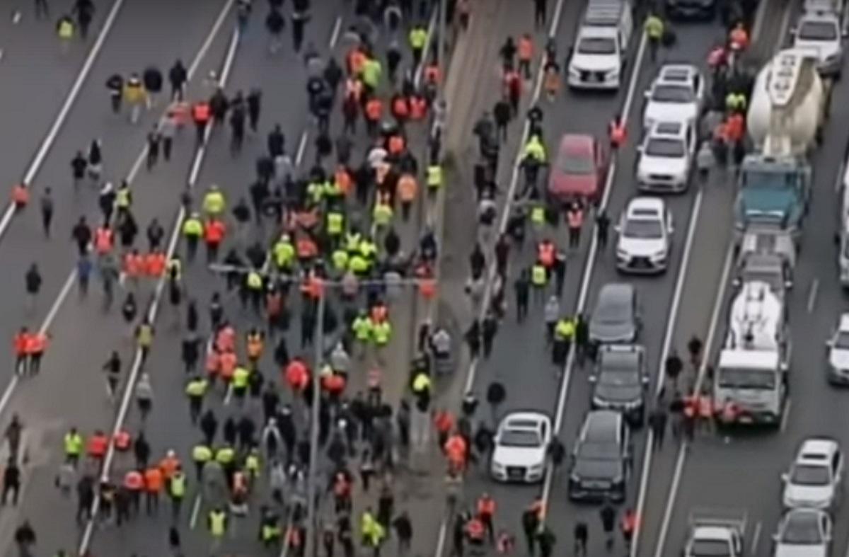 Αυστραλία: Μπίλιες πιπεριού και σφαίρες καουτσούκ σε διαδήλωση κατά του lockdown