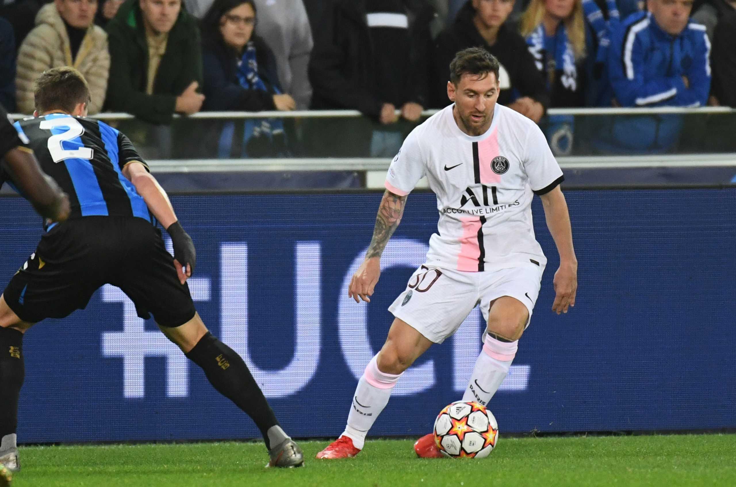 Champions League, Μπριζ – Παρί Σεν Ζερμέν 1-1 και Σίτι – Λειψία 6-3: Χαμός στον πρώτο όμιλο, «γκέλαρε» η παρέα του Λιονέλ Μέσι