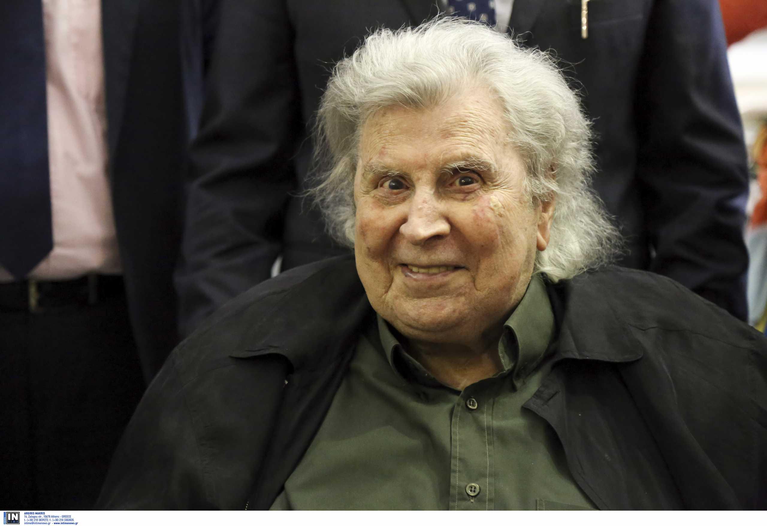 Μίκης Θεοδωράκης: Ο καλλιτεχνικός κόσμος αποχαιρετά τον τεράστιο μουσικοσυνθέτη