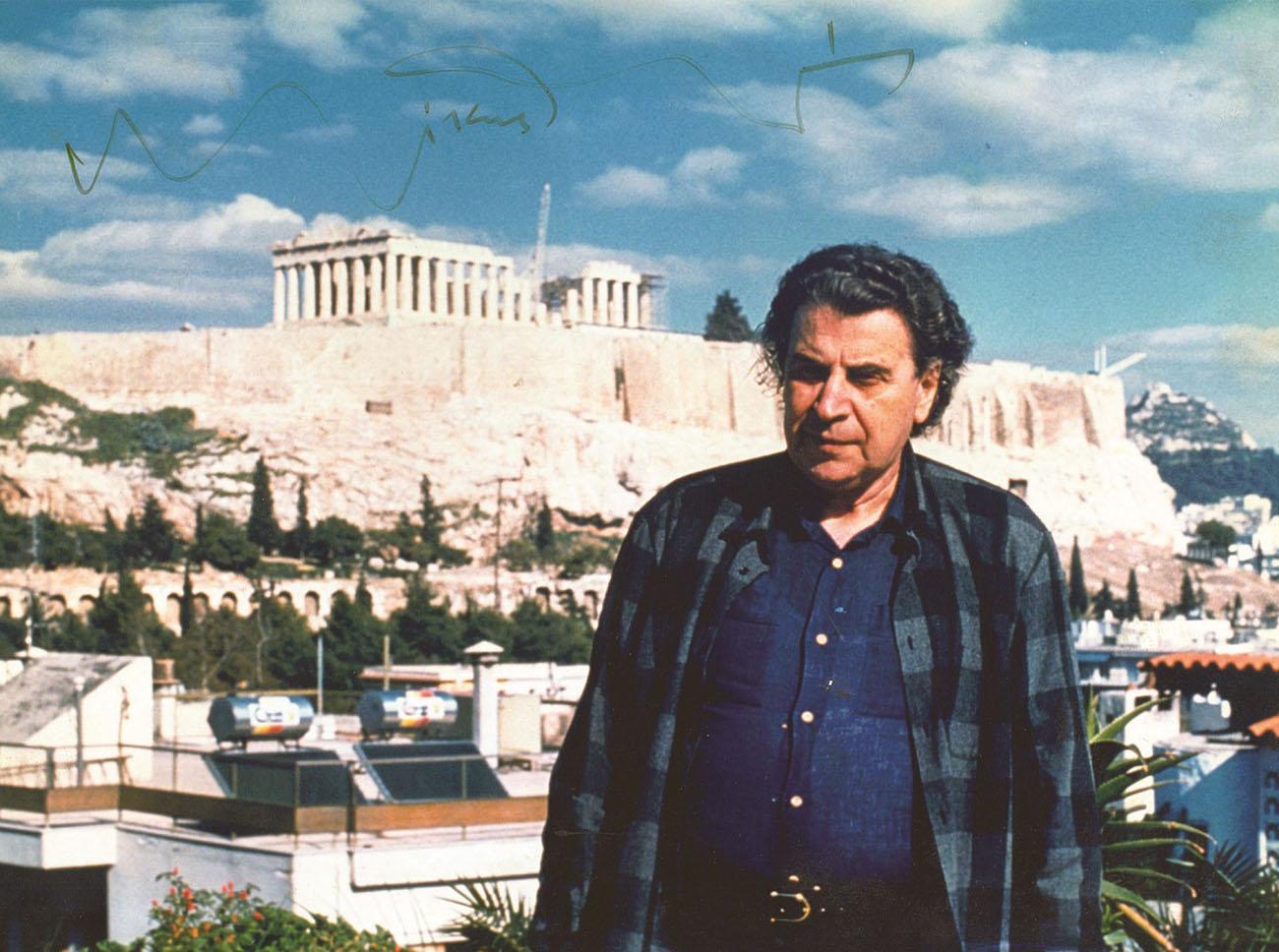 «Μίκης Θεοδωράκης – Η Αυτοβιογραφία»: Nτοκιμαντέρ για τη ζωή, την πορεία και το έργο του μεγάλου συνθέτη