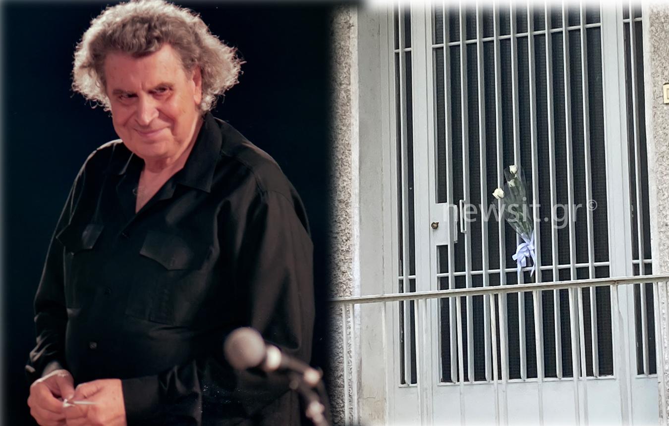 Μίκης Θεοδωράκης: Πέθανε όπως ήθελε, στο σπίτι του – Με δάκρυα και χειροκροτήματα τον αποχαιρέτησαν