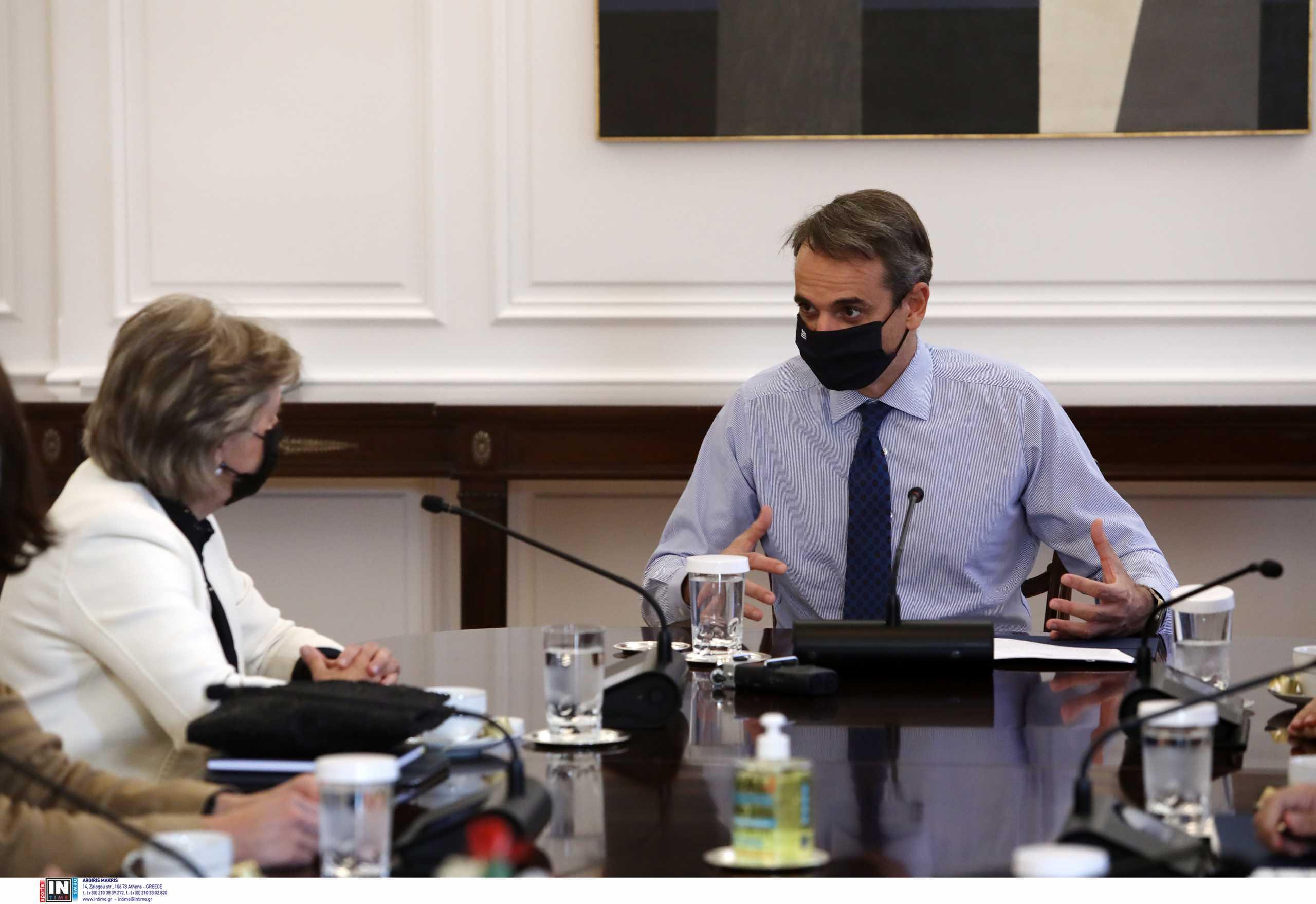 Κυριάκος Μητσοτάκης: Η Ελλάδα στην κορυφή της Ευρώπης στην απορρόφηση του ΕΣΠΑ