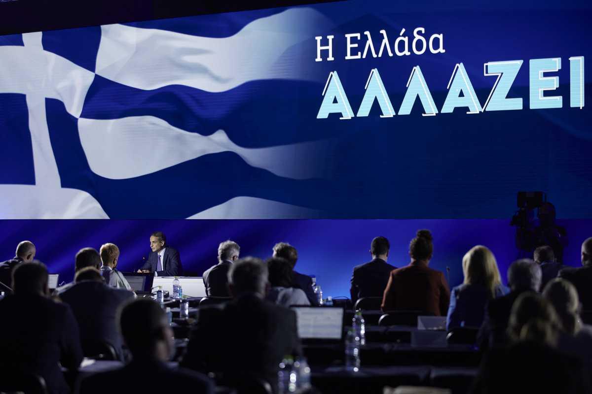 ΔΕΘ 2021 – Συνέντευξη Τύπου Κυριάκου Μητσοτάκη: «Η κυβέρνηση θα εξαντλήσει την τετραετία»