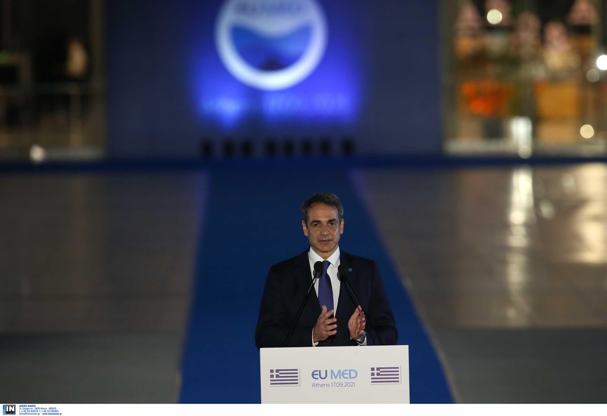 Κυριάκος Μητσοτάκης στο Reuters: Βιώσιμη οικονομία και τέλος η υπερφορολόγηση για τη μεσαία τάξη
