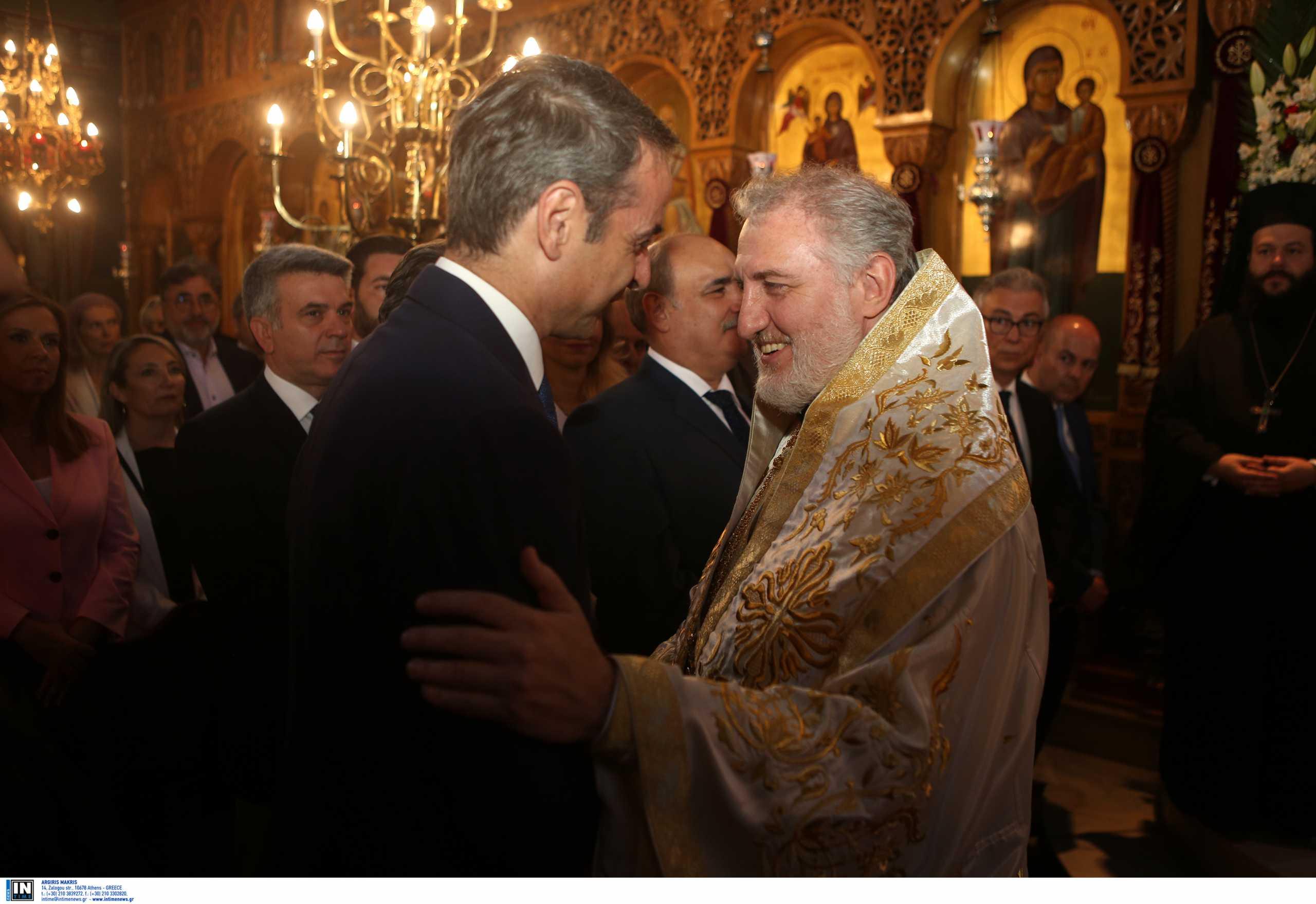 Κυριάκος Μητσοτάκης: Ακυρώθηκε η ξενάγηση από τον Αρχιεπίσκοπο Αμερικής Ελπιδοφόρο στο Ground Zero